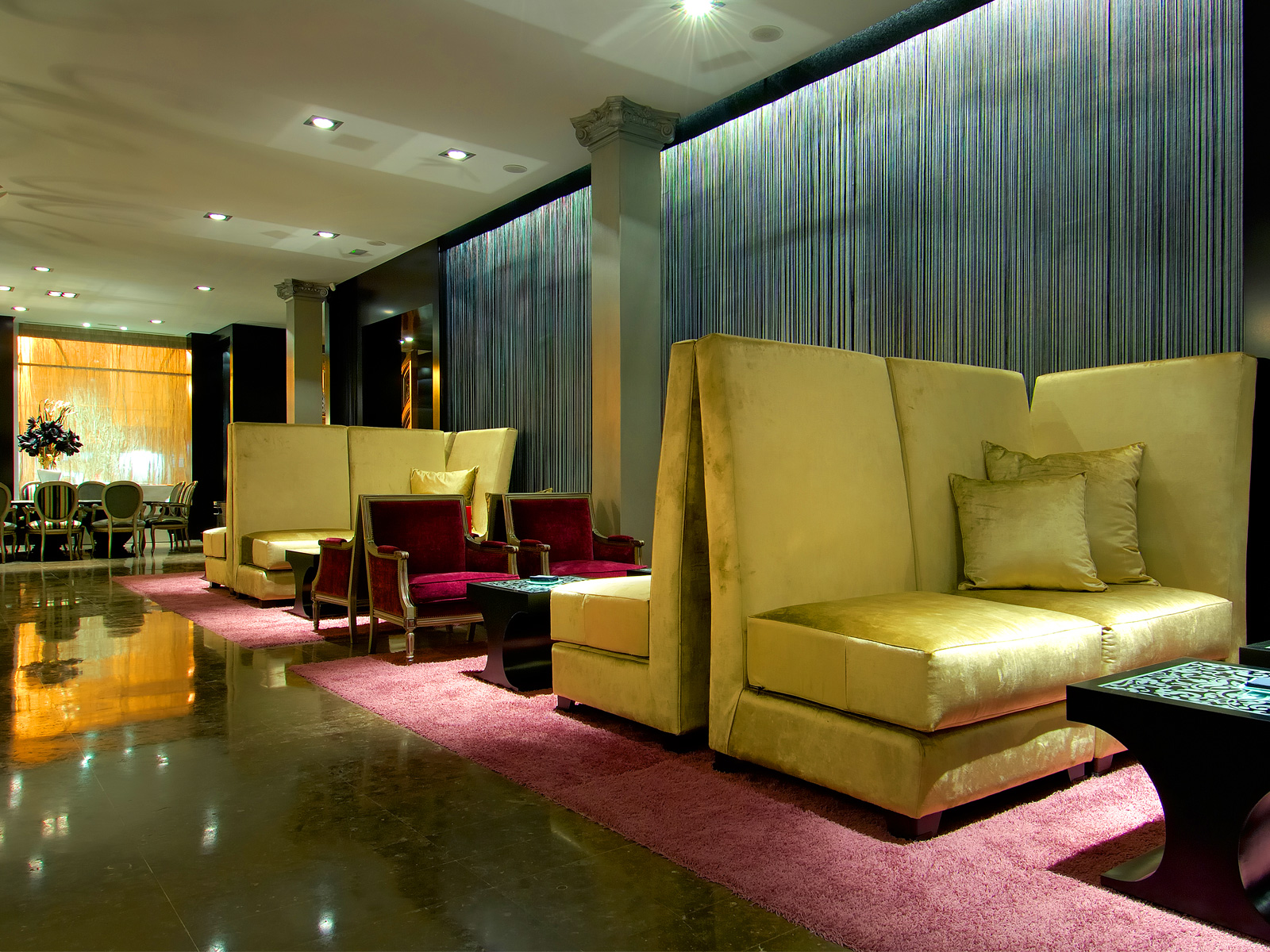 Bar Lounge - Vincci Palace 4*