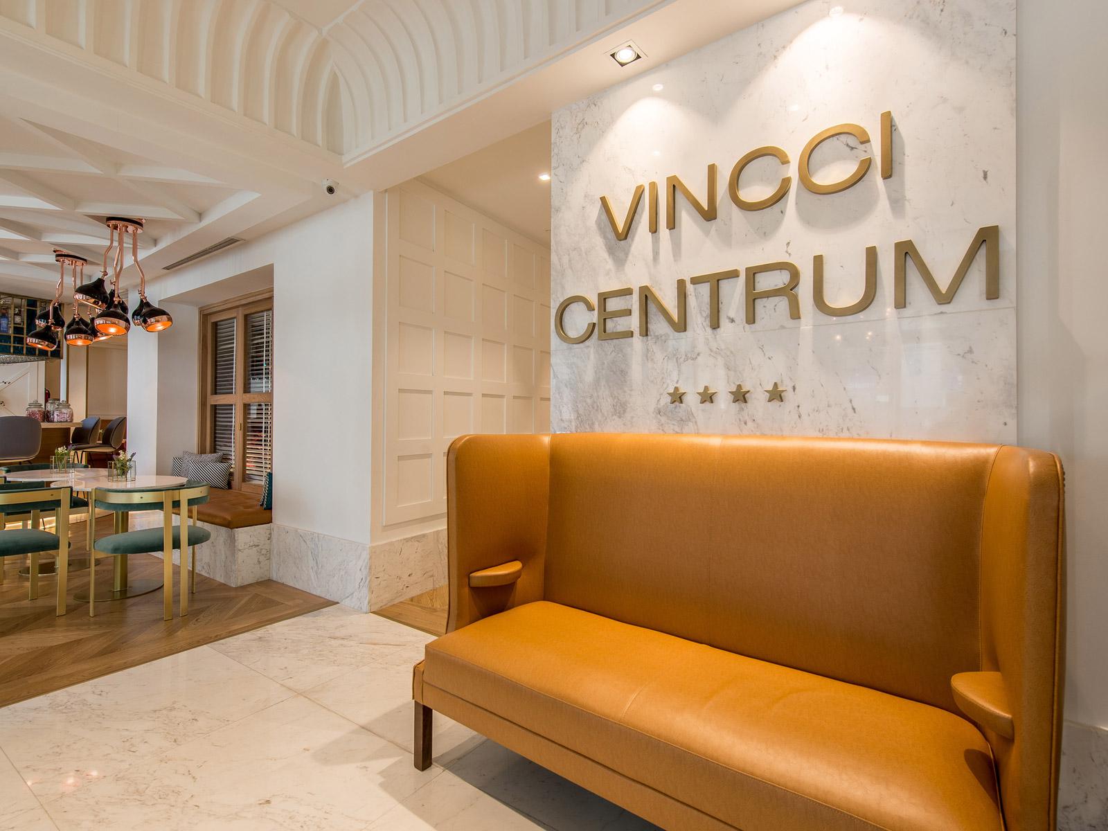 Interior - Vincci Centrum 4*
