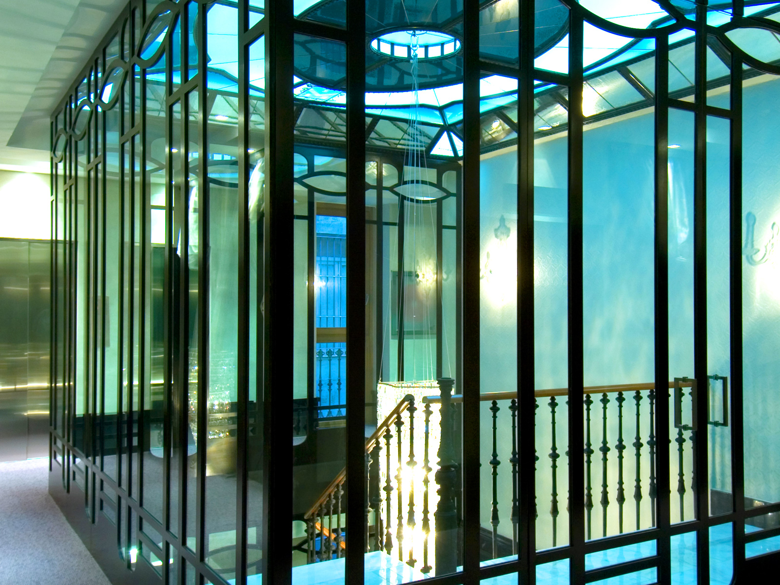 Fenêtre - Vincci Palace 4*