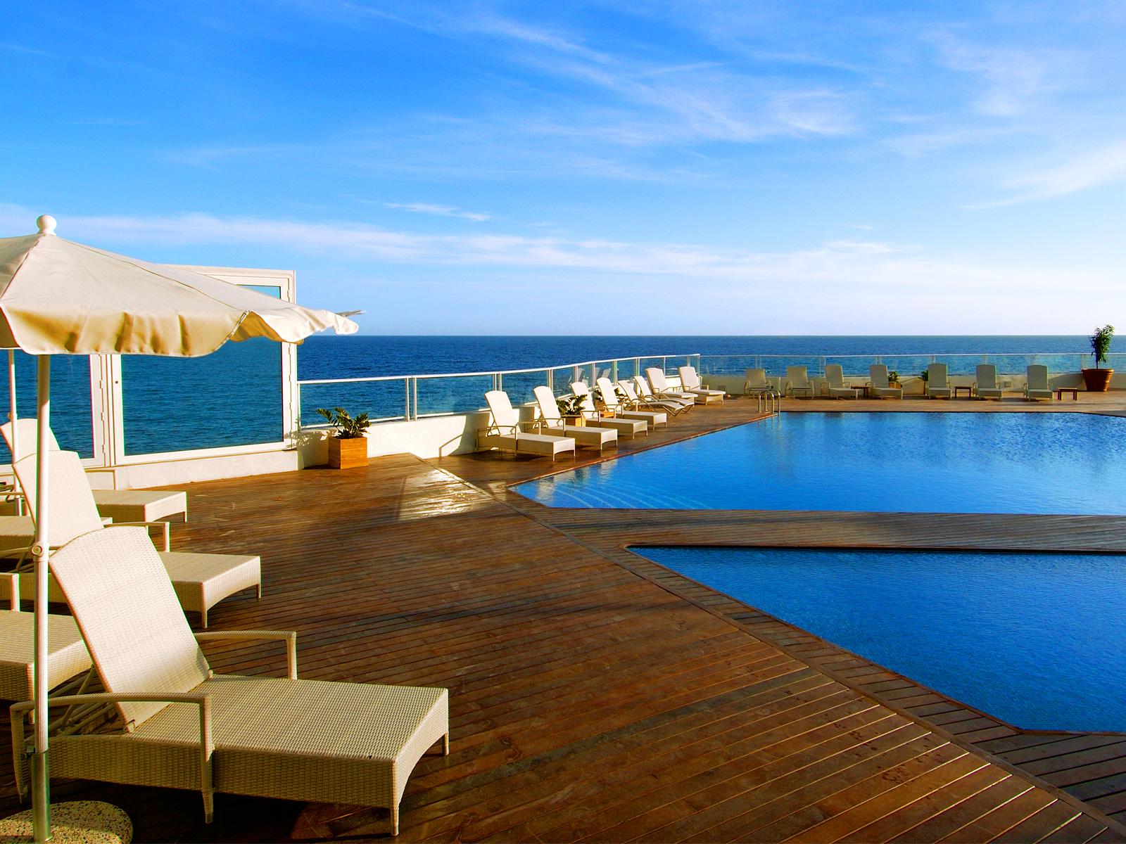 Piscine Extérieure - Vincci Tenerife Golf 4*