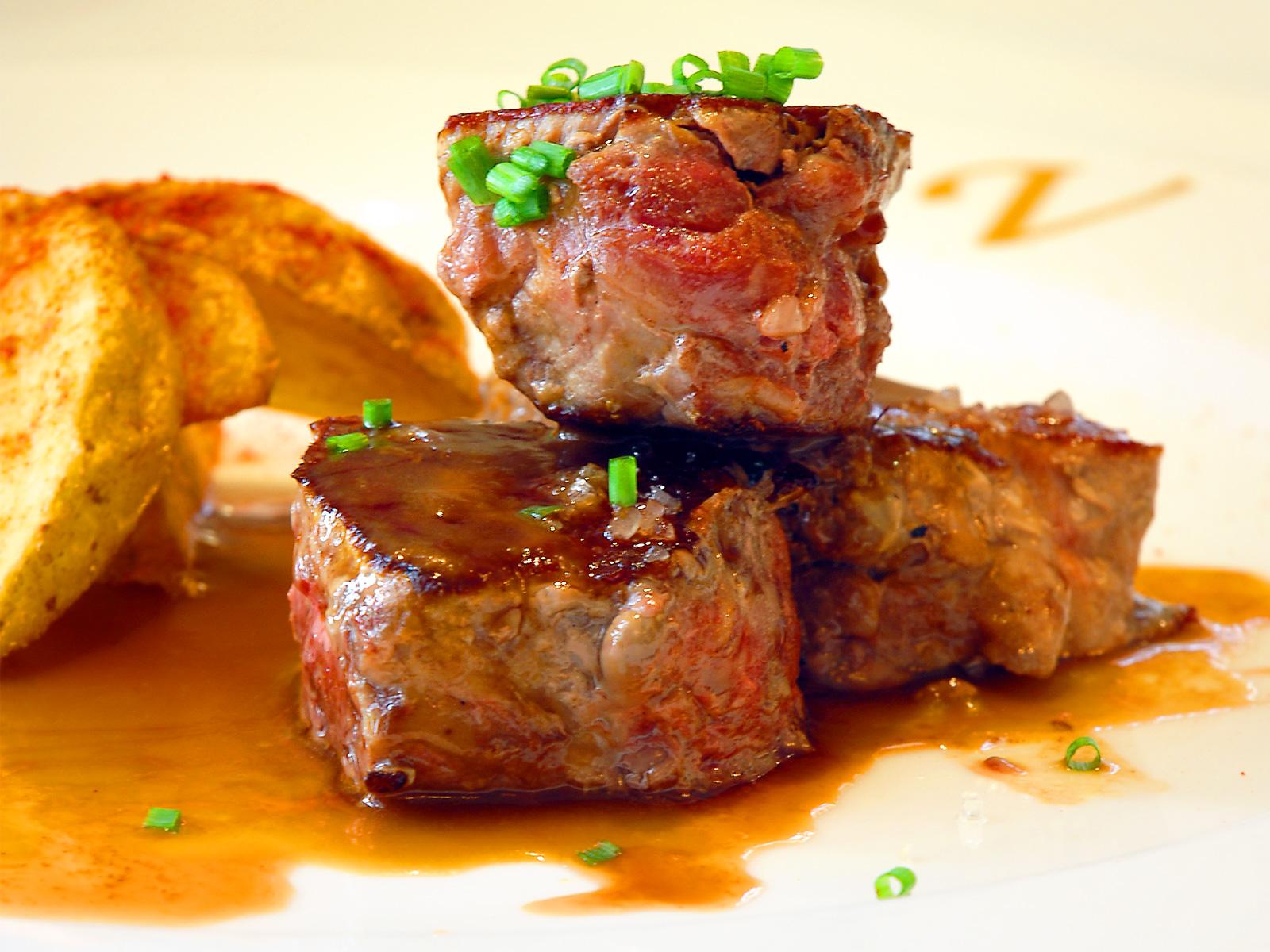 Restaurant Dish - Vincci La Rábida 4*