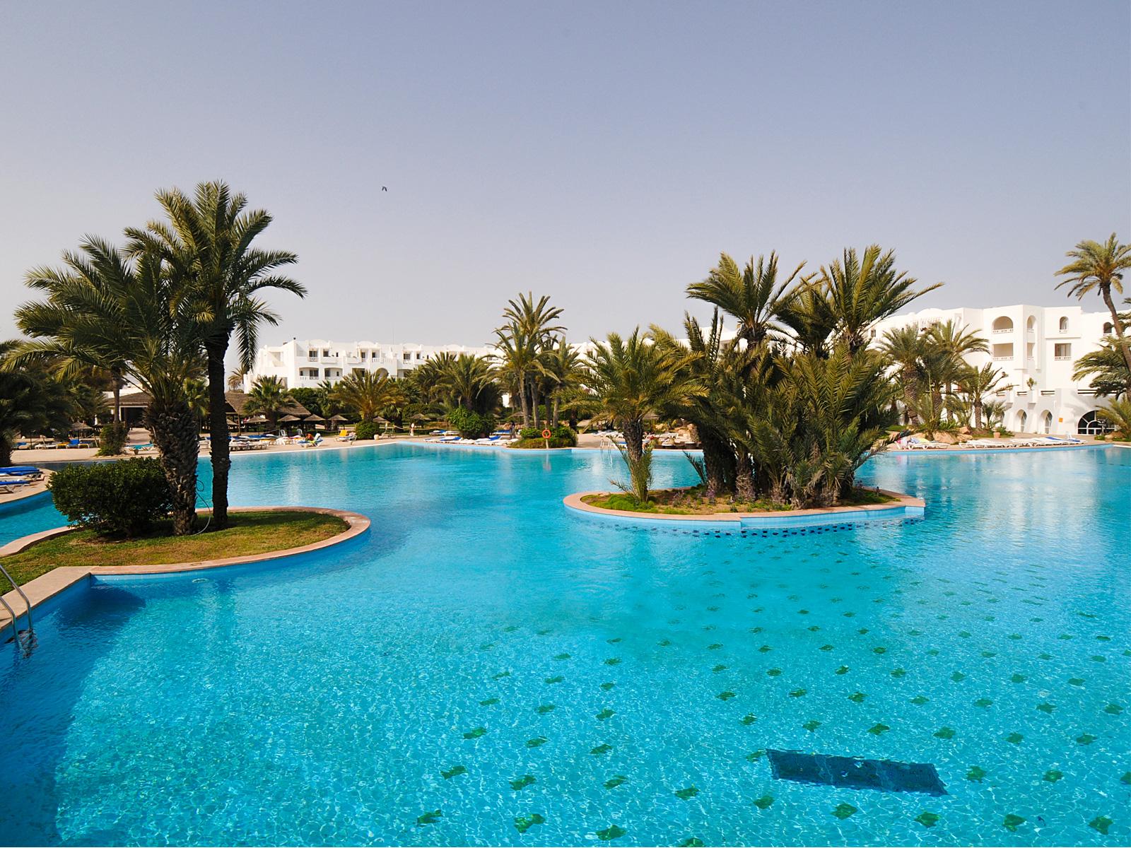 Vincci Djerba 4* - Túnez