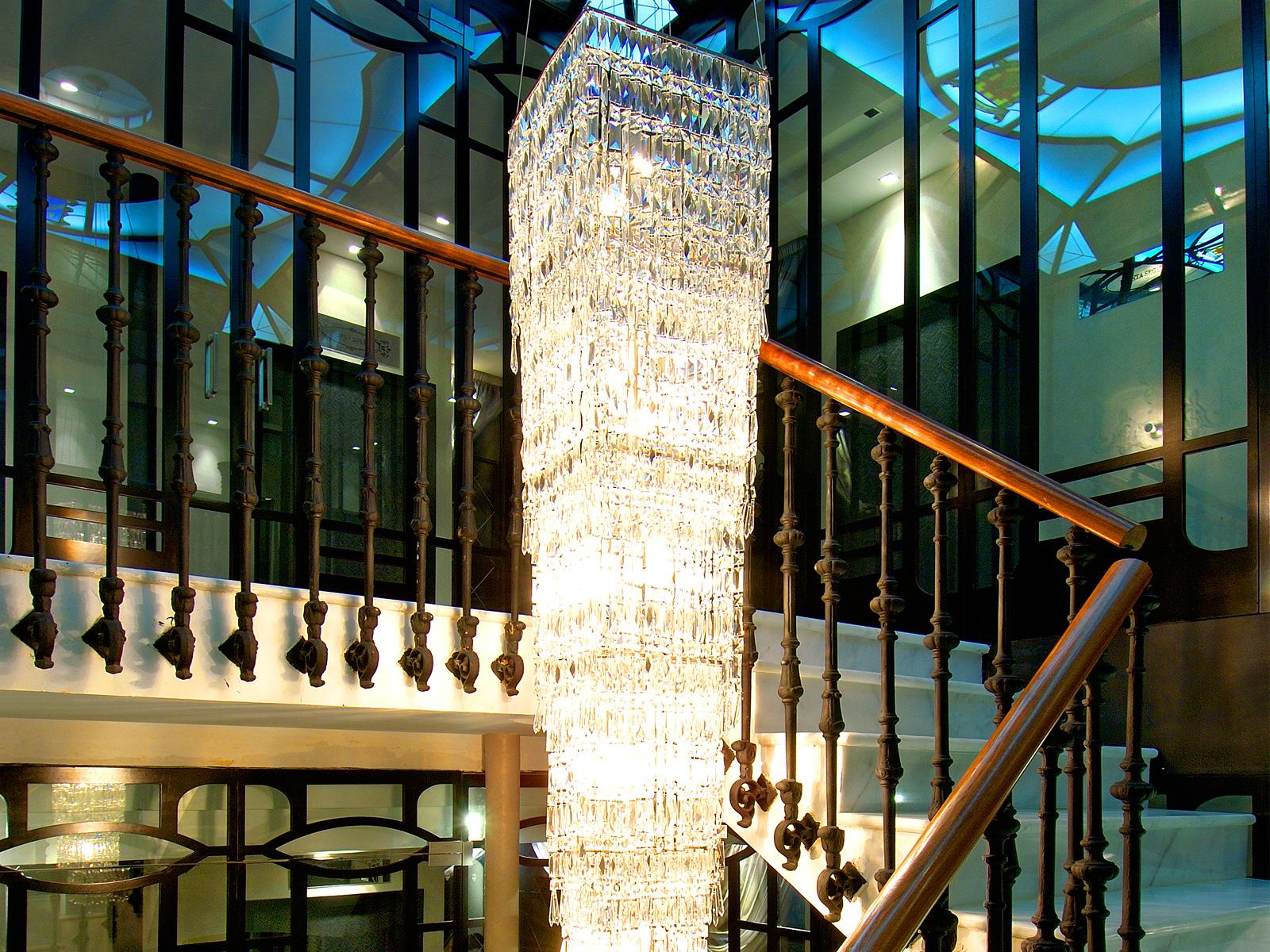 Escaliers - Vincci Palace 4*