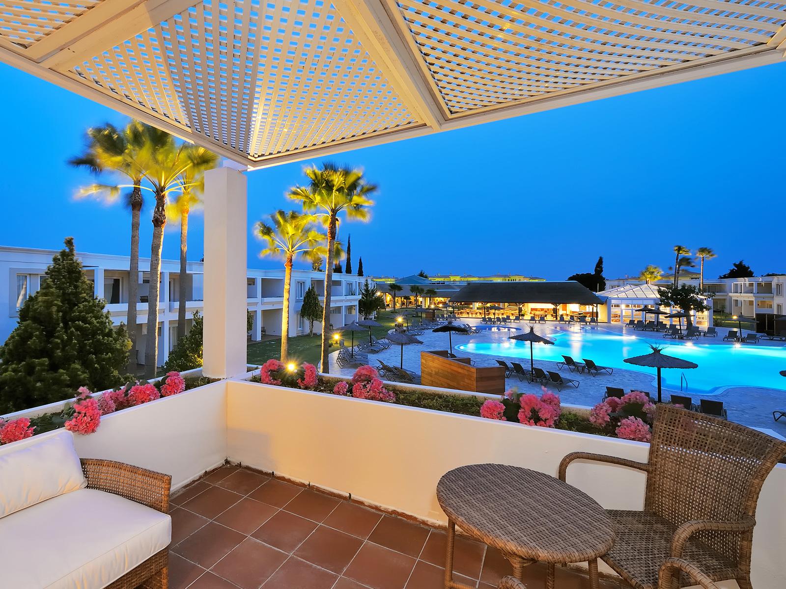 Extérieur-Hôtel Cadix Costa Golf - Vincci Hoteles