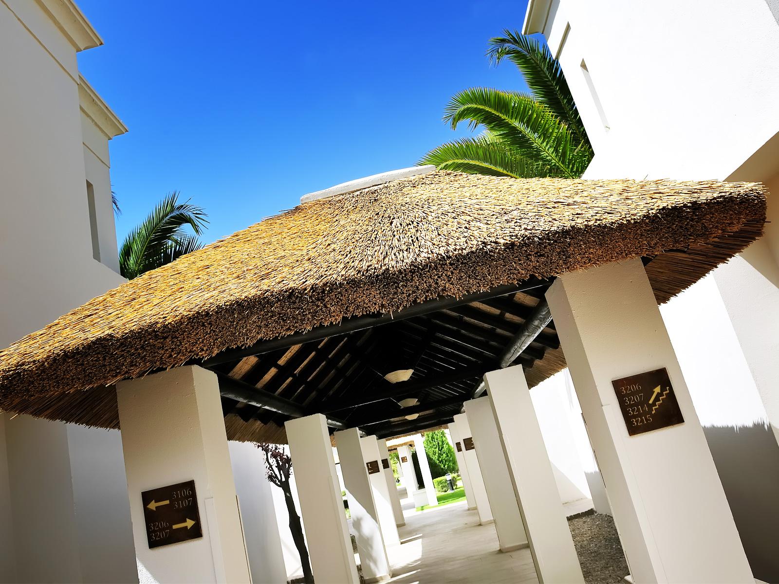 Esteriore-Hoteles Vincci. Hotel Vincci Costa Golf Cadice