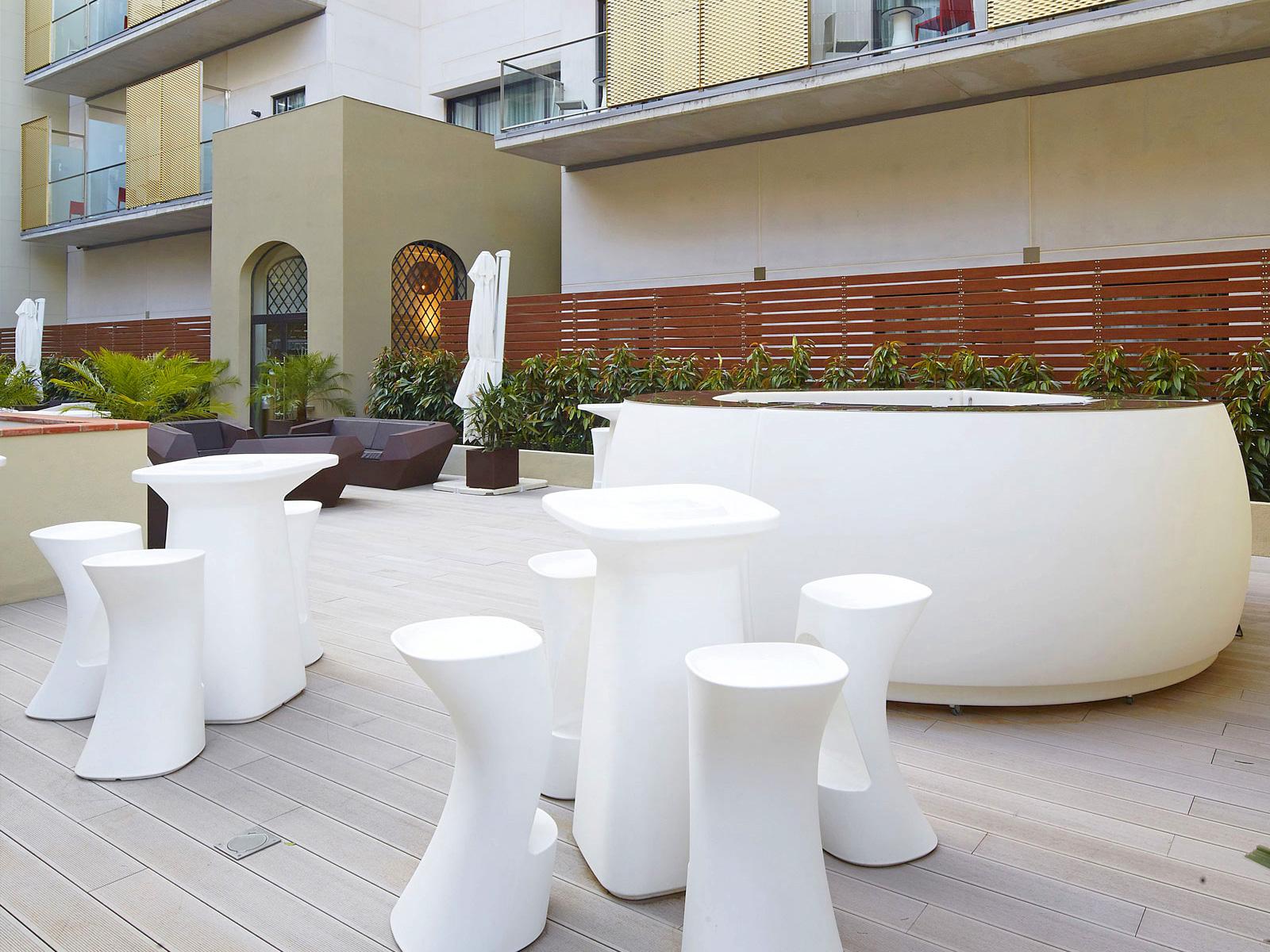 Terrace - Vincci Gala 4*