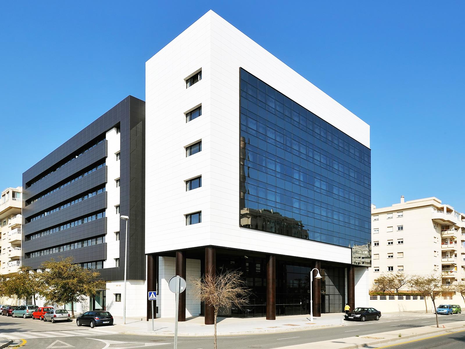 Façade - Vincci Málaga