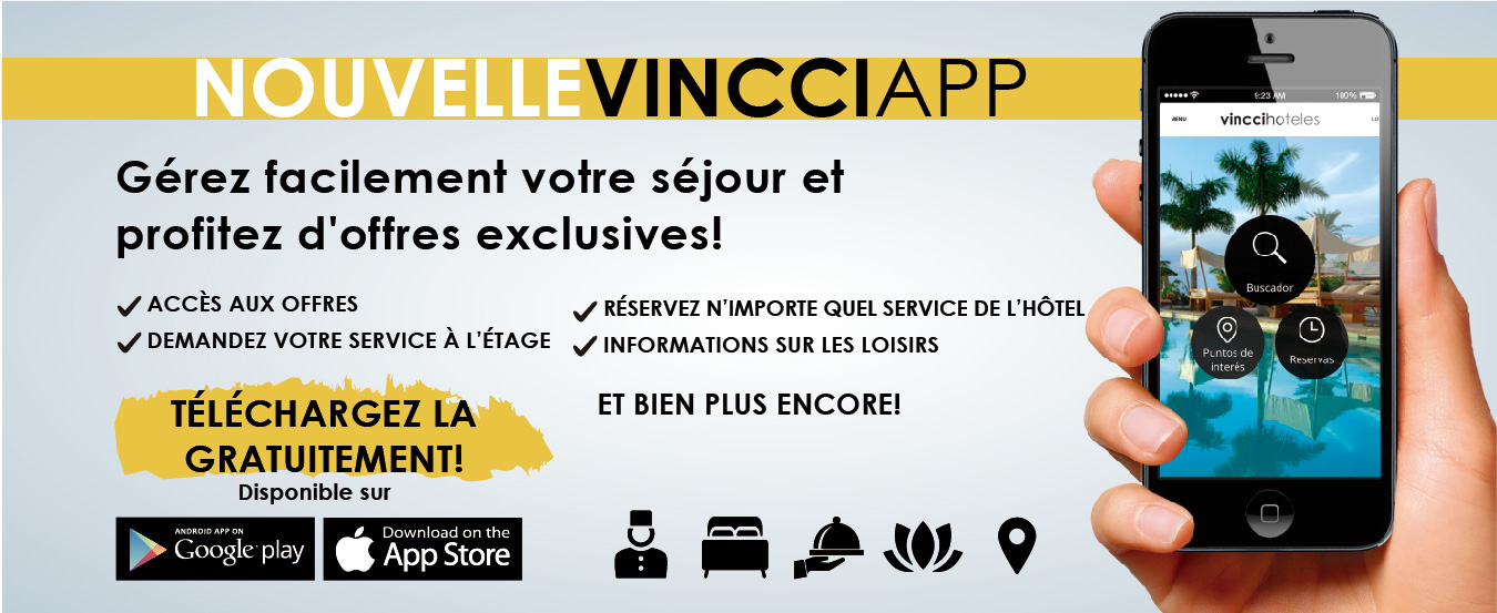 App Vincci Hoteles