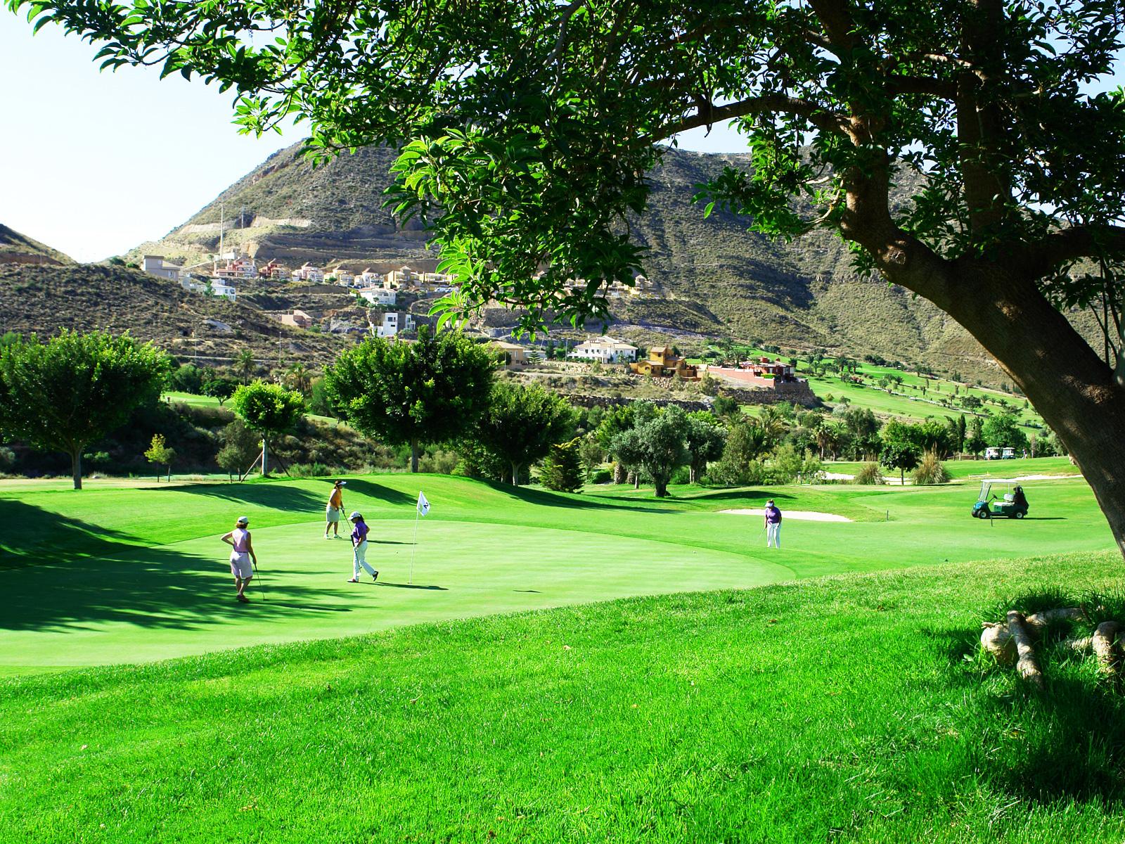 Golf-Vincci Selección Envía Almería Wellness & Golf 5*