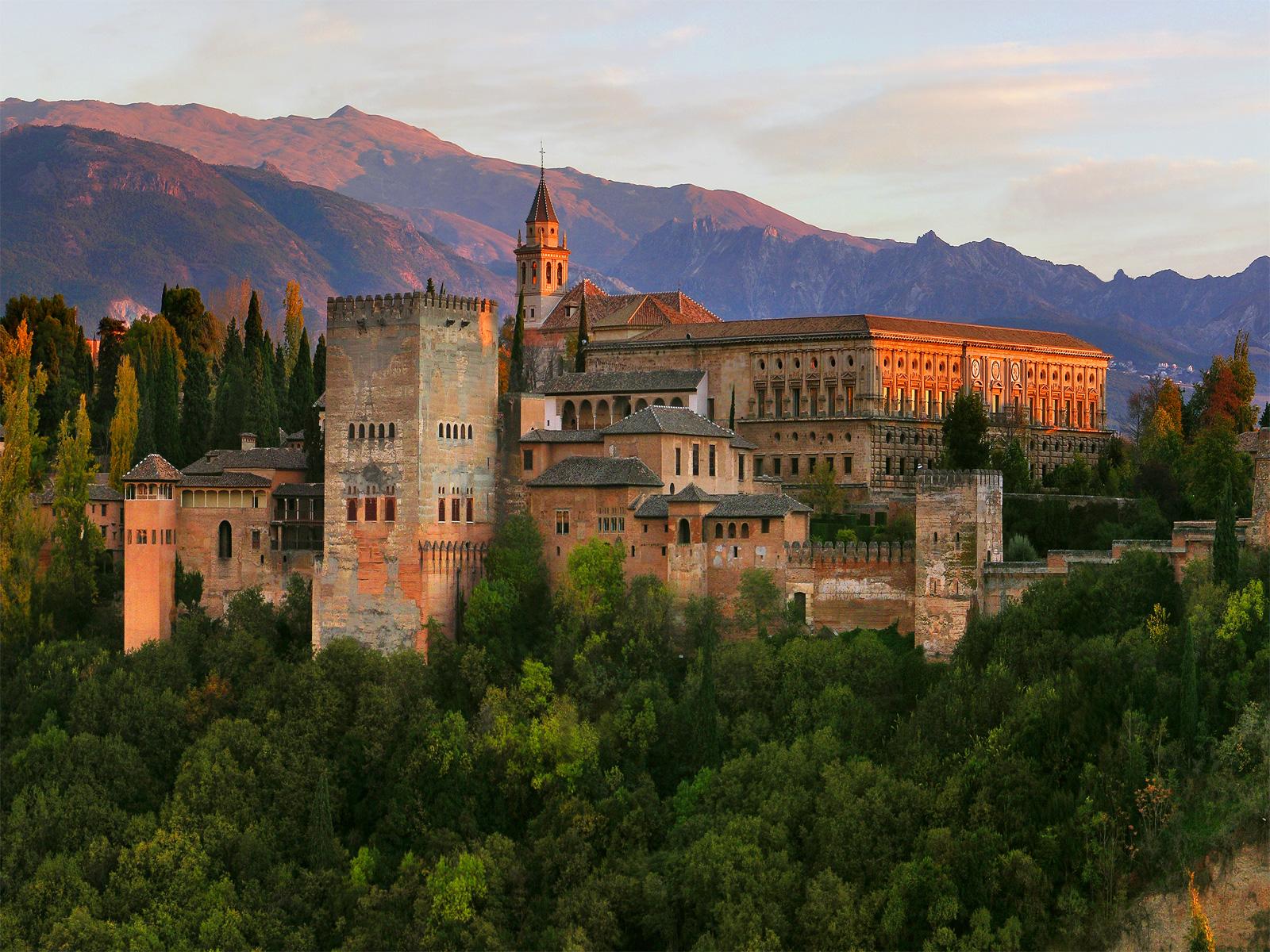 Exterior-Vincci Granada 4* - Granada