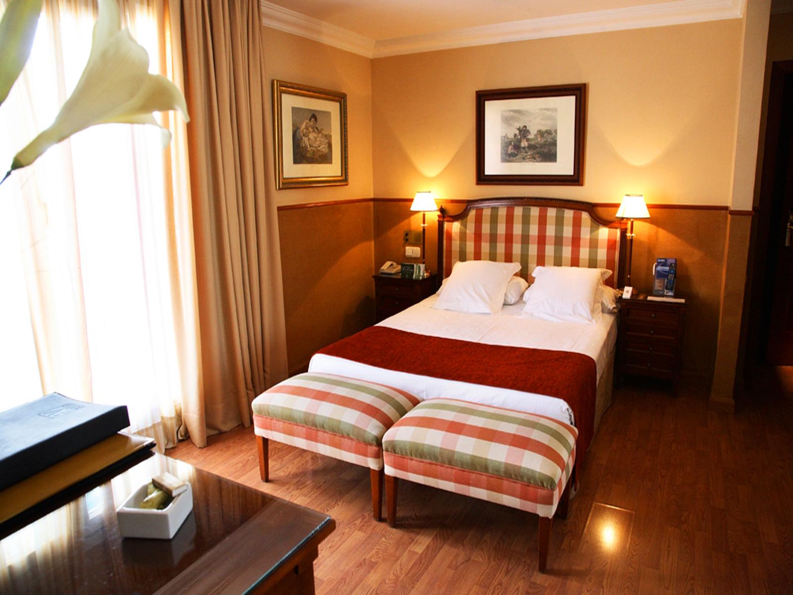 Habitaciones-Hotel Vincci Granada