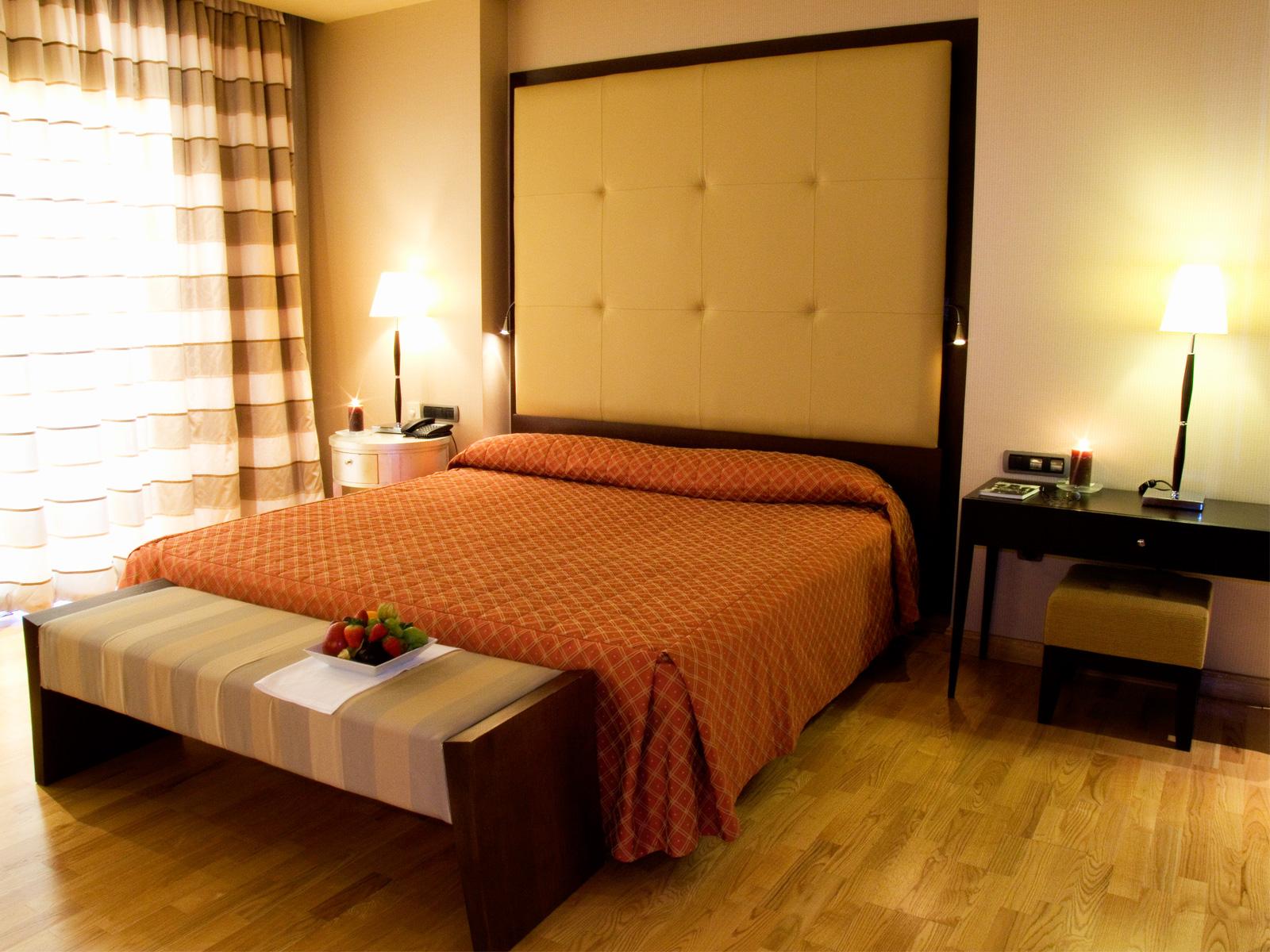 Habitaciones-Wellness Hotel Almería - Vincci Hoteles
