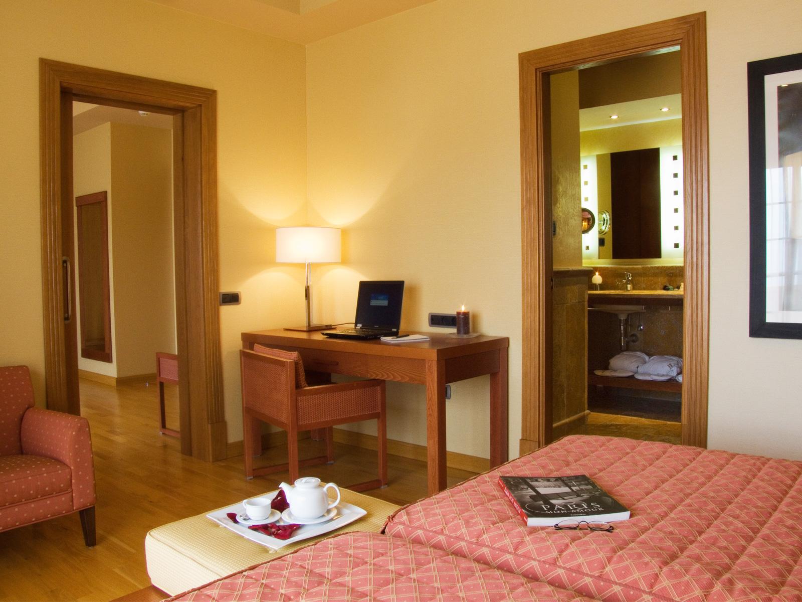 Rooms-Wellness Hotel Almería - Vincci Hoteles