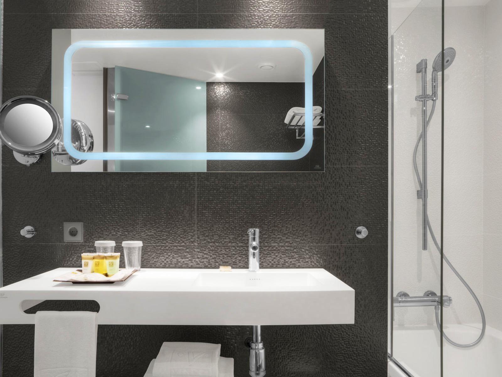 Baño Habitación - Vincci Gala 4*