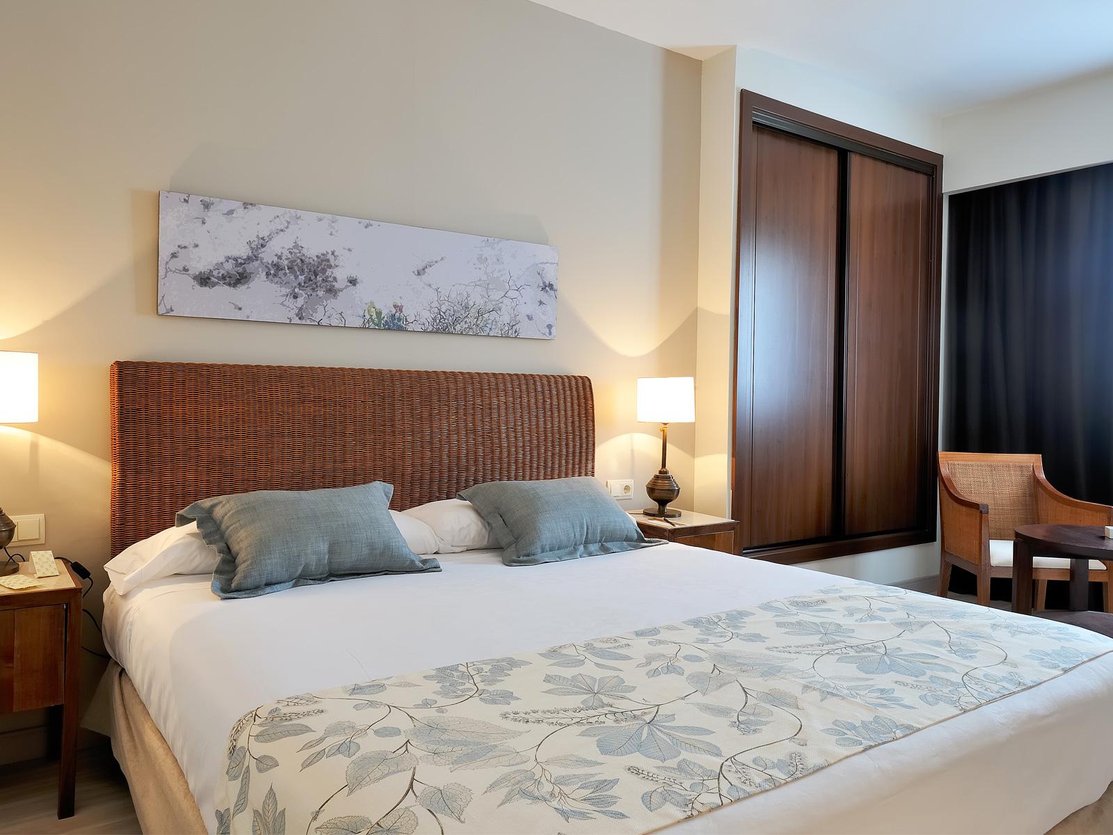Rooms-Hotel Cádiz Costa Golf - Vincci Hotels