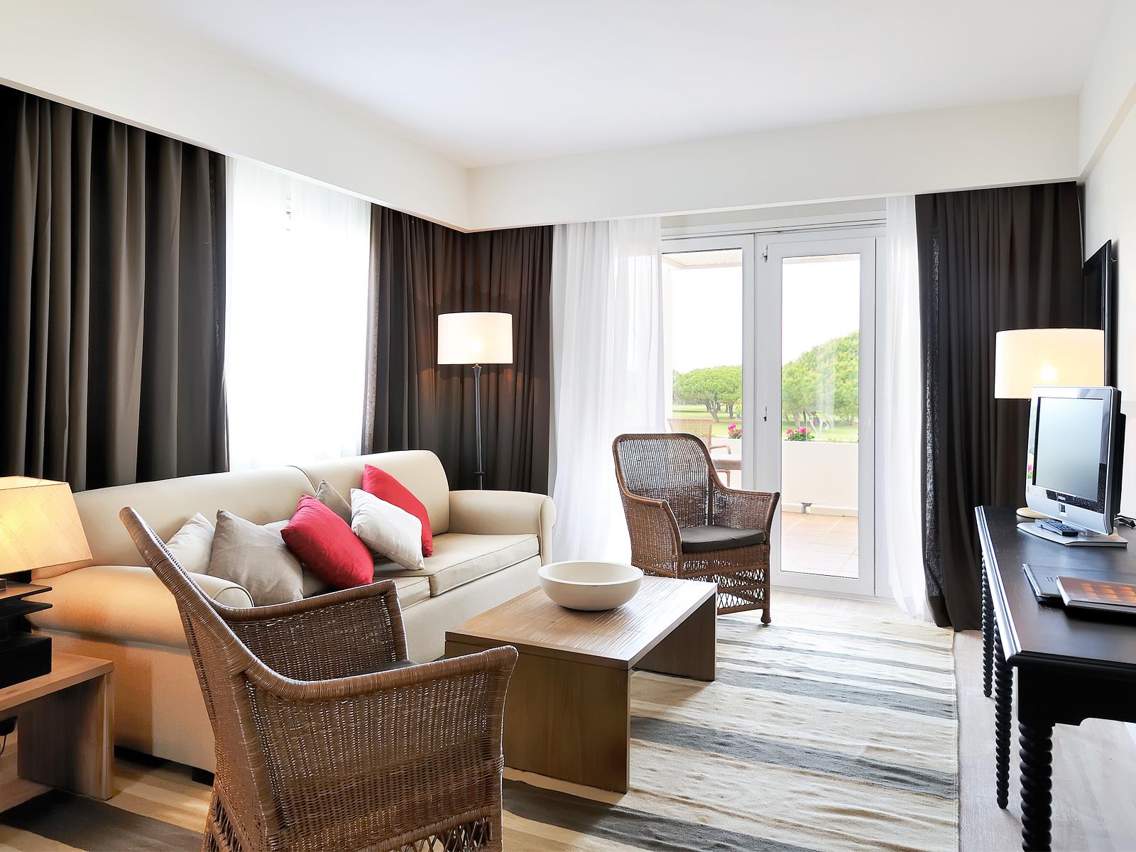 Habitaciones-Hotel Cádiz Costa Golf - Vincci Hotels