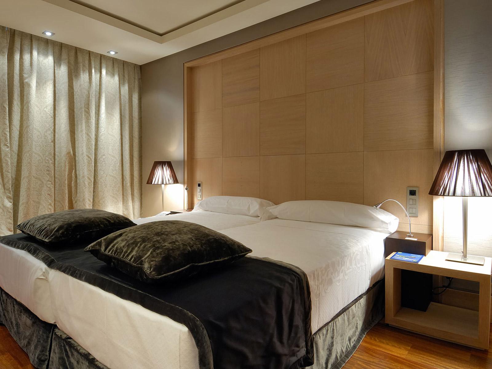 Rooms Hotel Valladolid Frontaura - Vincci Hotels - Standard Room