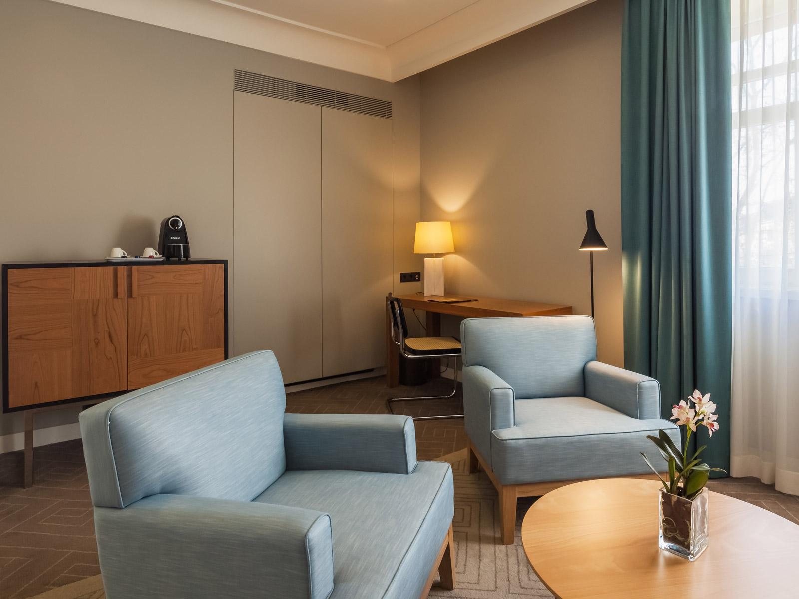 Habitaciones - Vincci Porto 4*