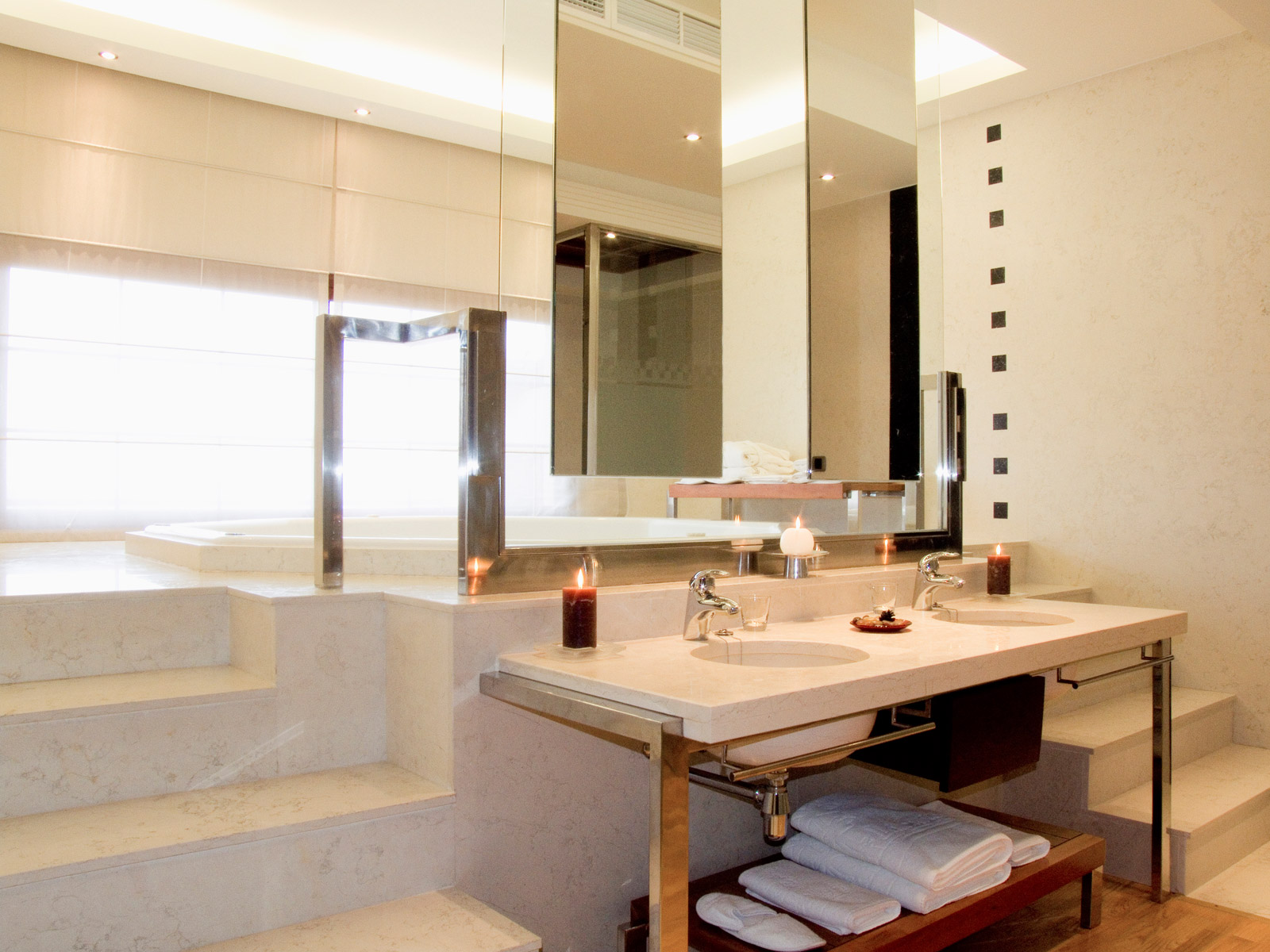 Rooms Hotel Vincci Almería Wellness - Presidential Suite