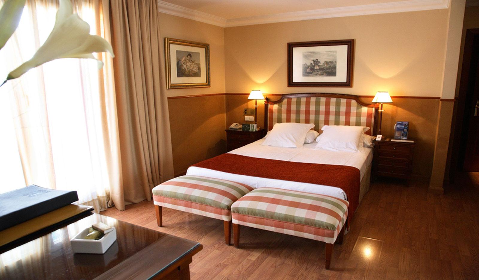 Double Room - Hotel Granada - Vincci Hotels