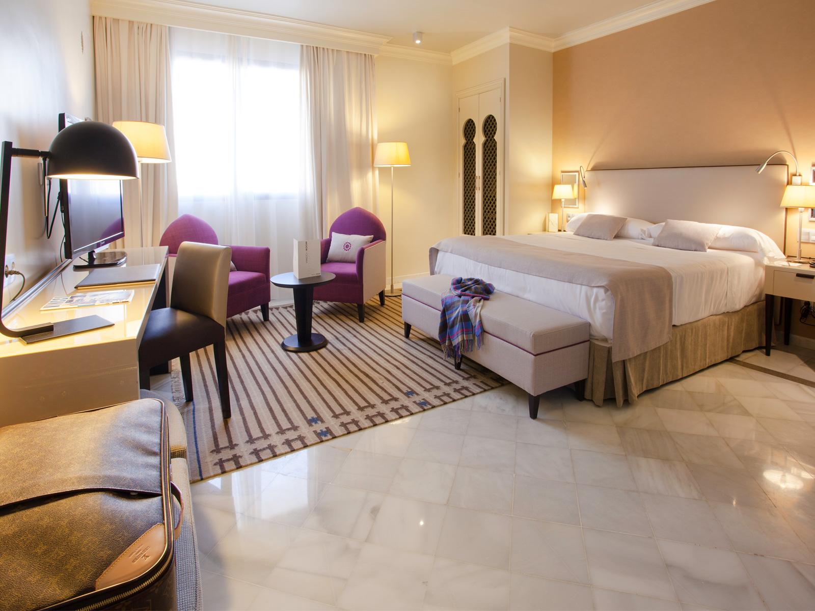 Habitación Junior Suite - Albayzín Granada 4*