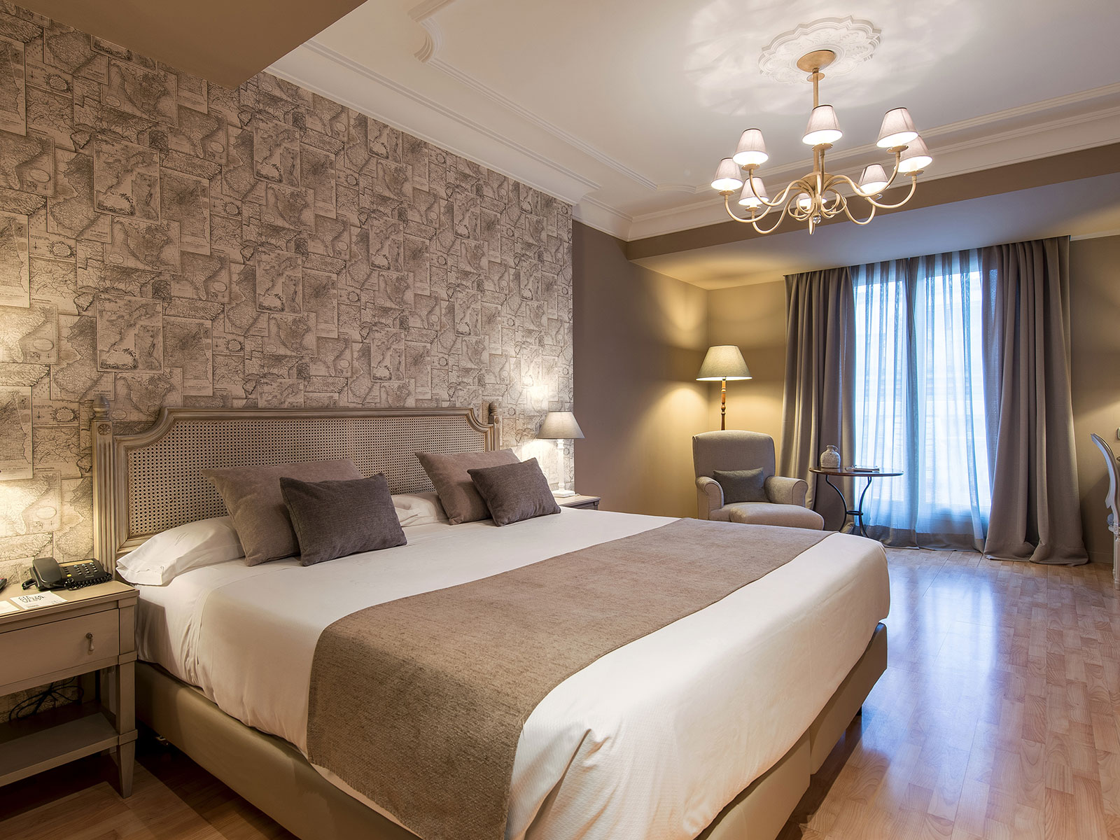 Double Room - Rooms Hotel Valencia Lys - Vincci Hotels