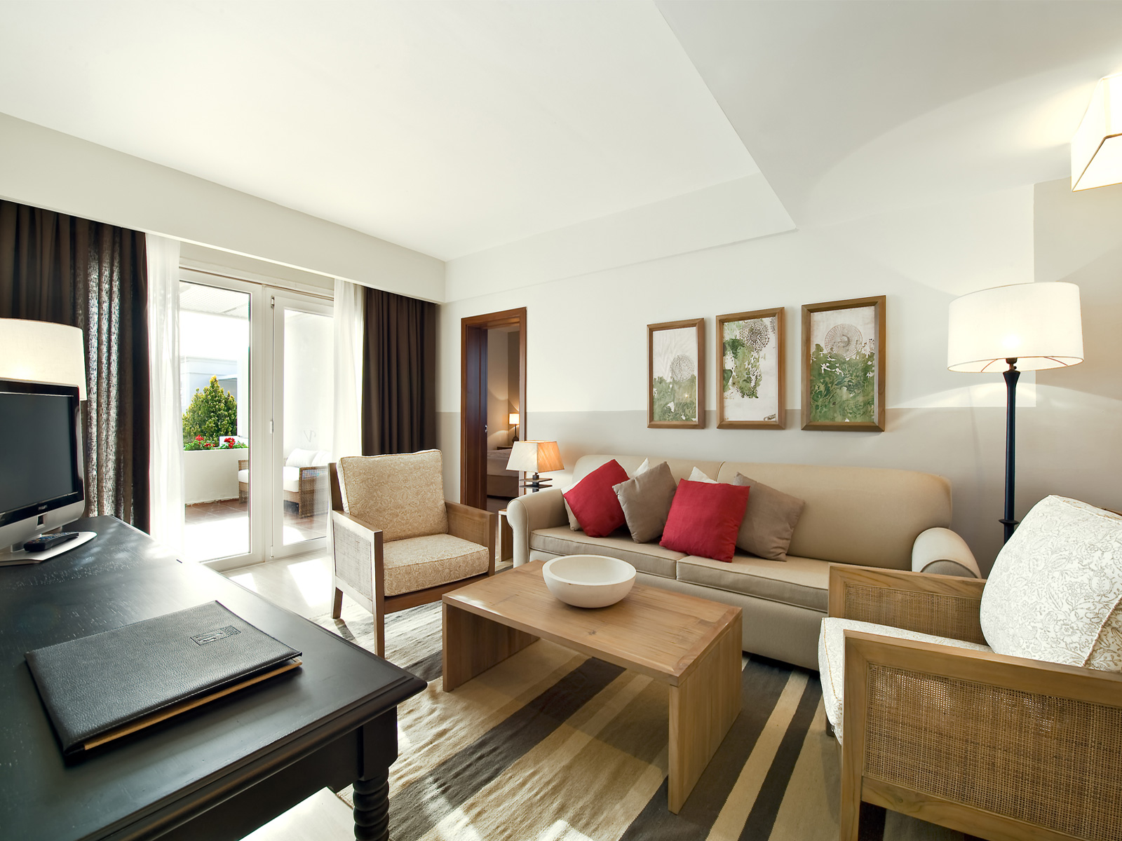 Rooms Hotel Cádiz Costa Golf - Vincci Hotels - Suite