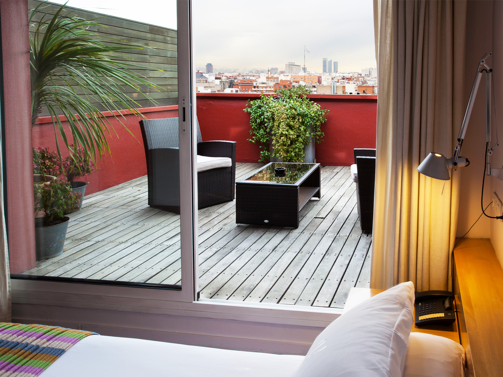 Rooms Hotel Soma Madrid - Vincci Hotels - Vincci Superior Room