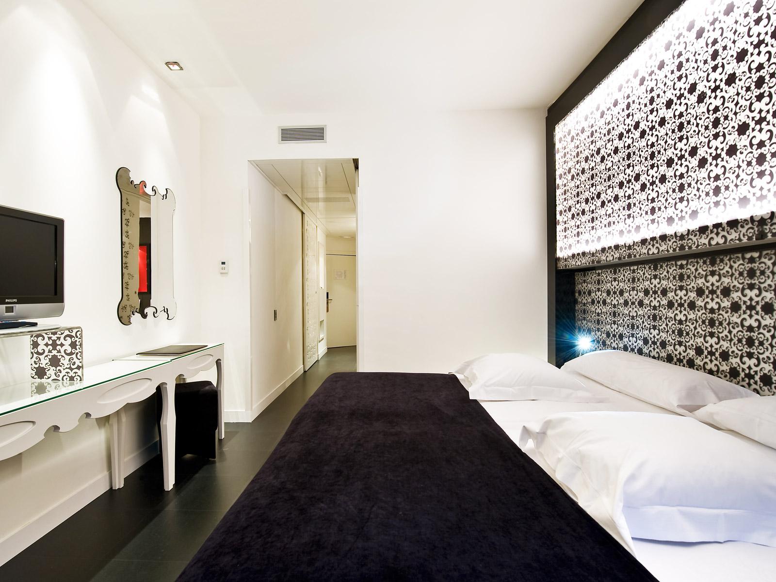 Rooms Hotel Madrid Vía 66 - Vincci Hotels - Single Room