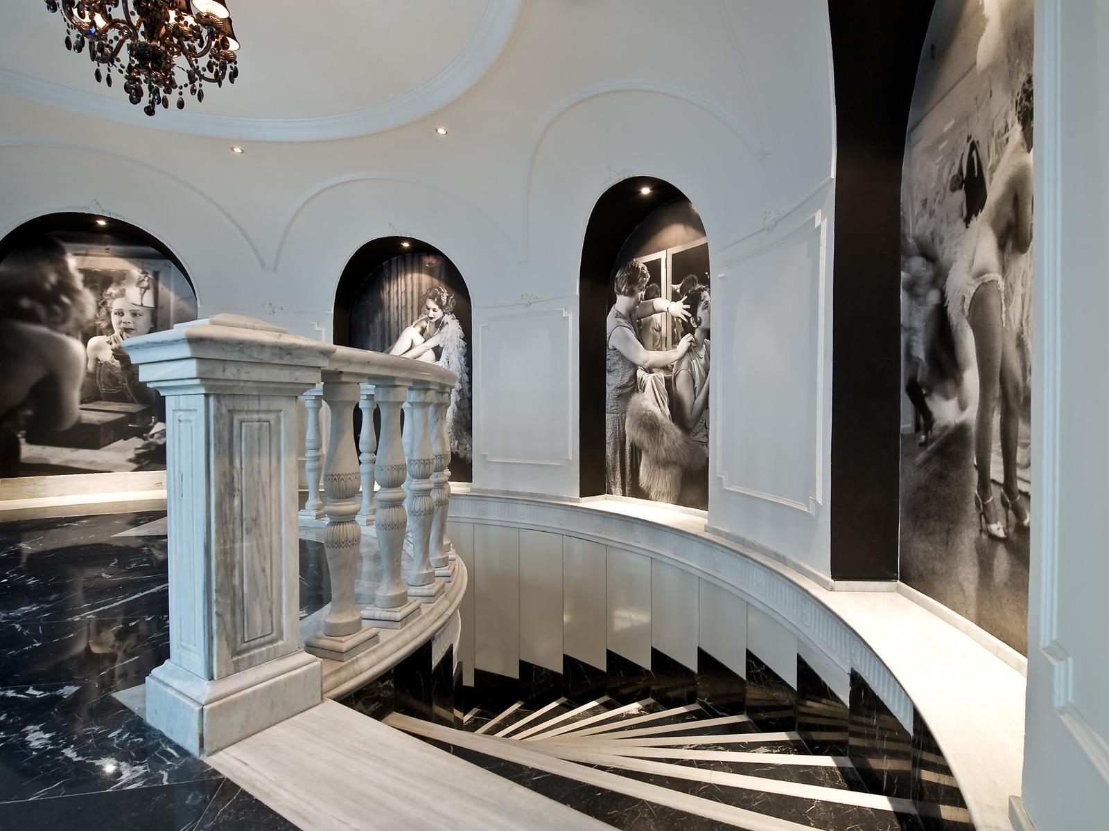 Escaliers - Vincci Vía 66 4*