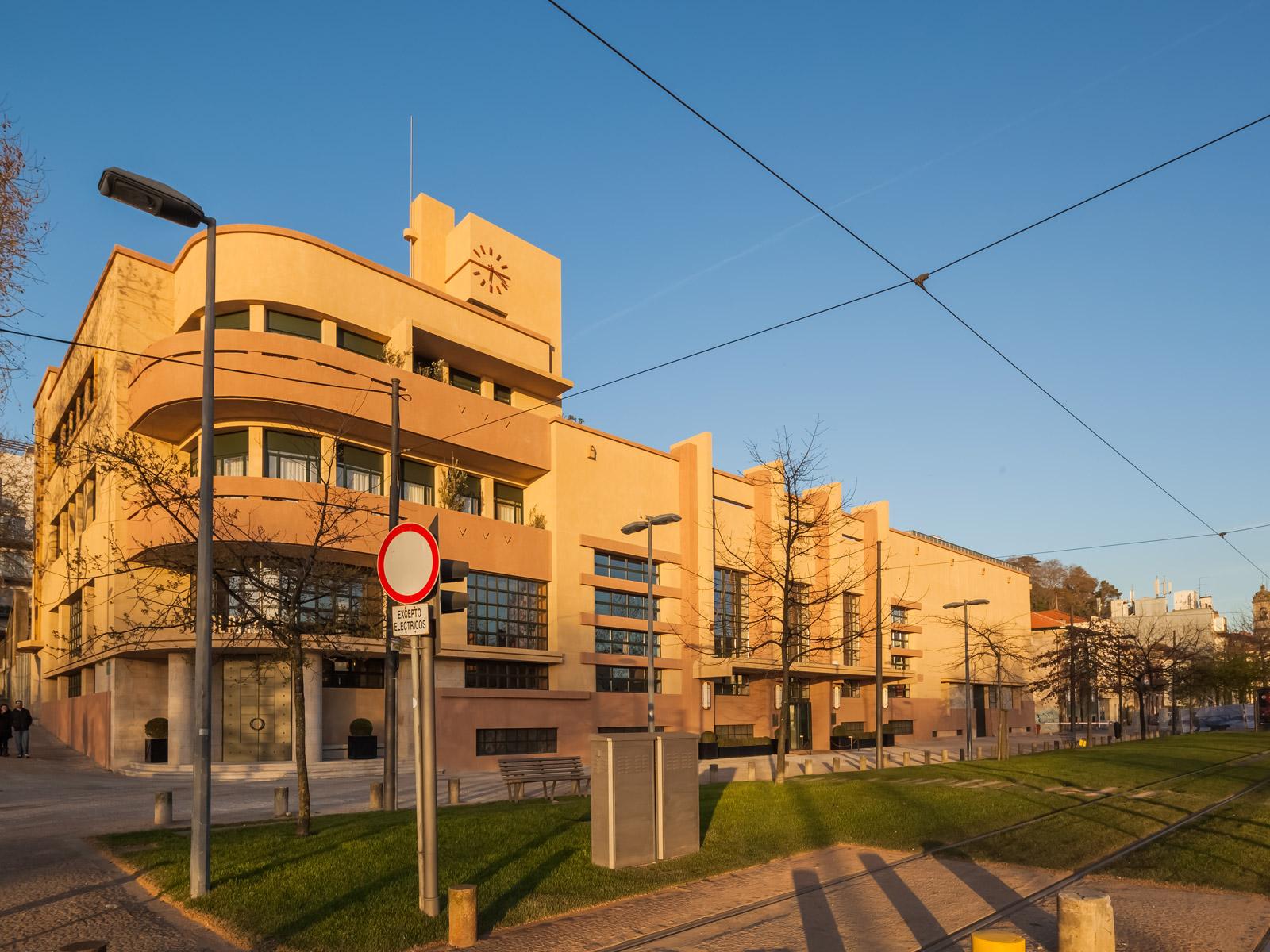 Fachada - Vincci Porto 4*