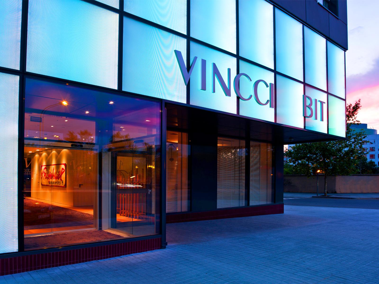 Hotel vincci bit in barcelona spanien mit 4 sternen - Hoteles vincci barcelona ...