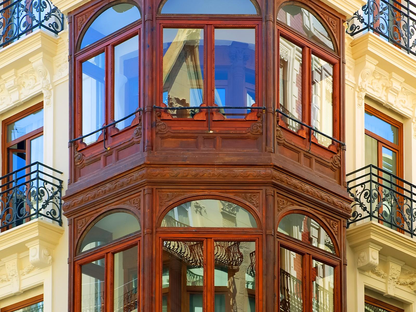Veranda della Camera Exec. - Vincci Palace 4*