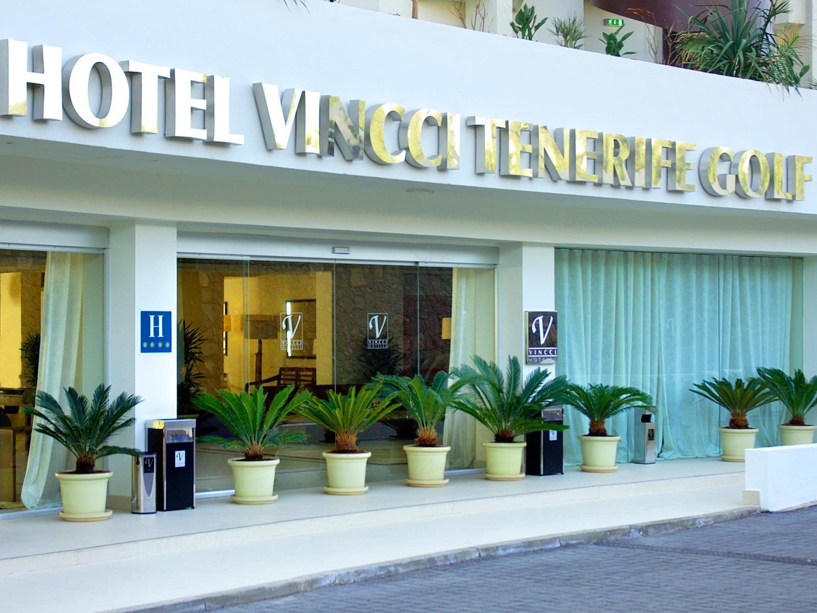 Front - Vincci Tenerife Golf 4*