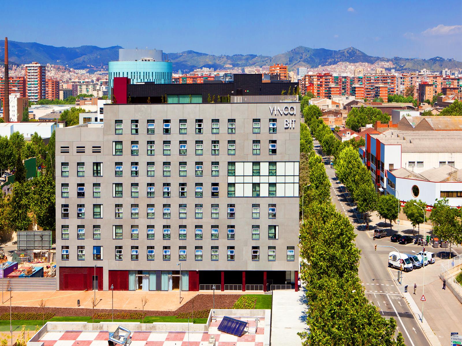 Hotel barcelona bit vincci hotels - Hotel vincci barcelona ...