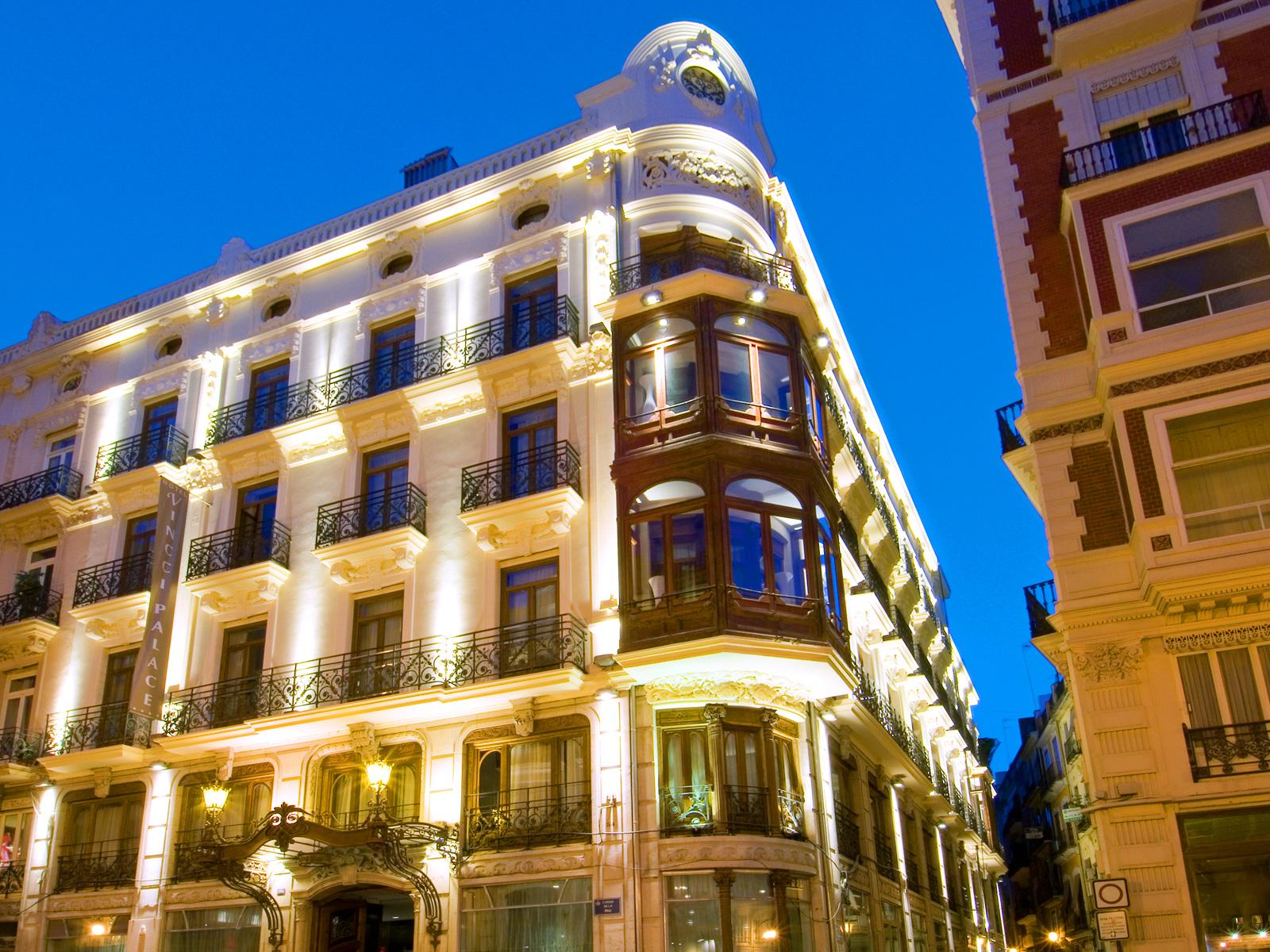 Façade - Vincci Palace 4*