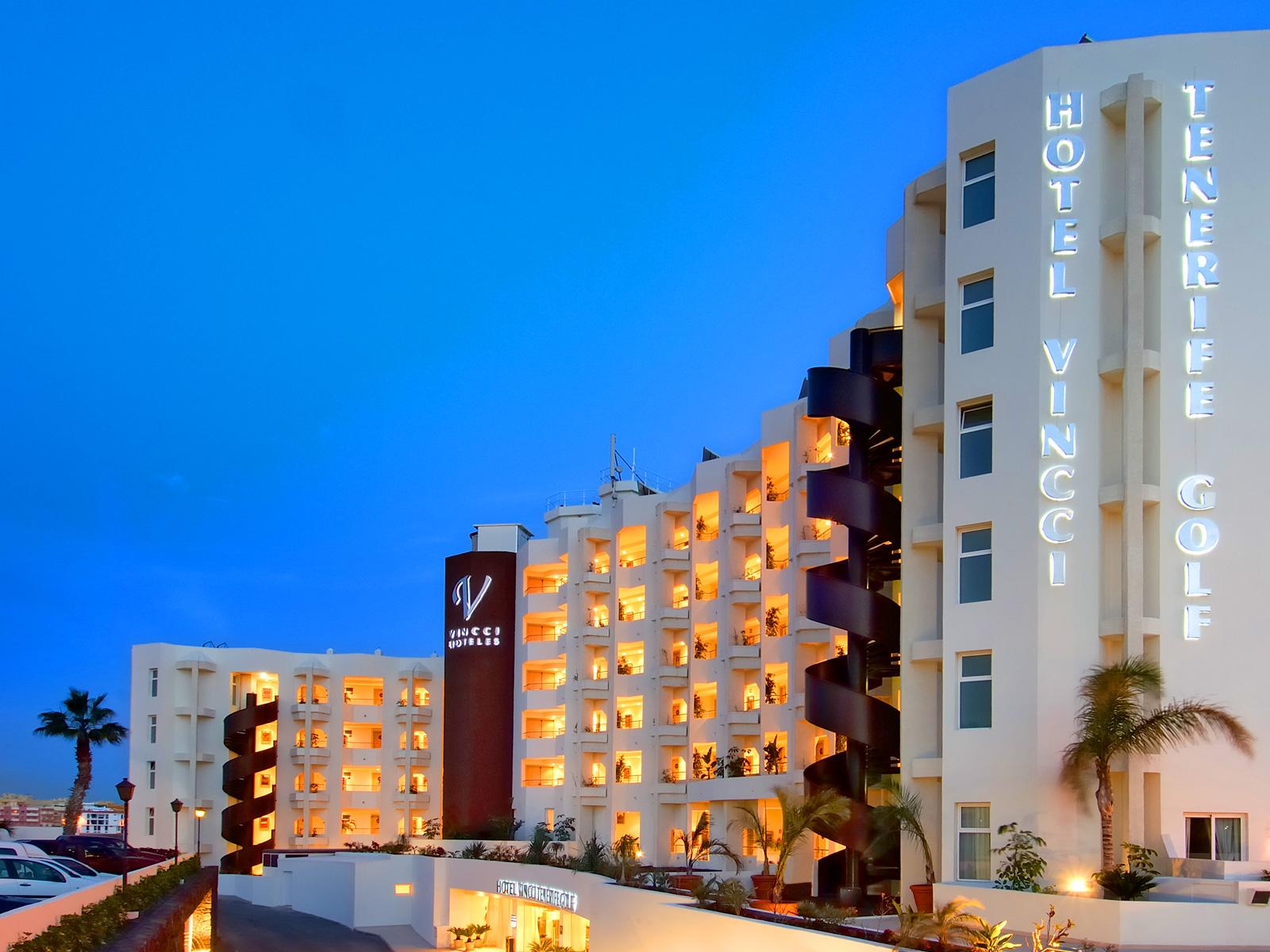 hotel vincci tenerife golf: