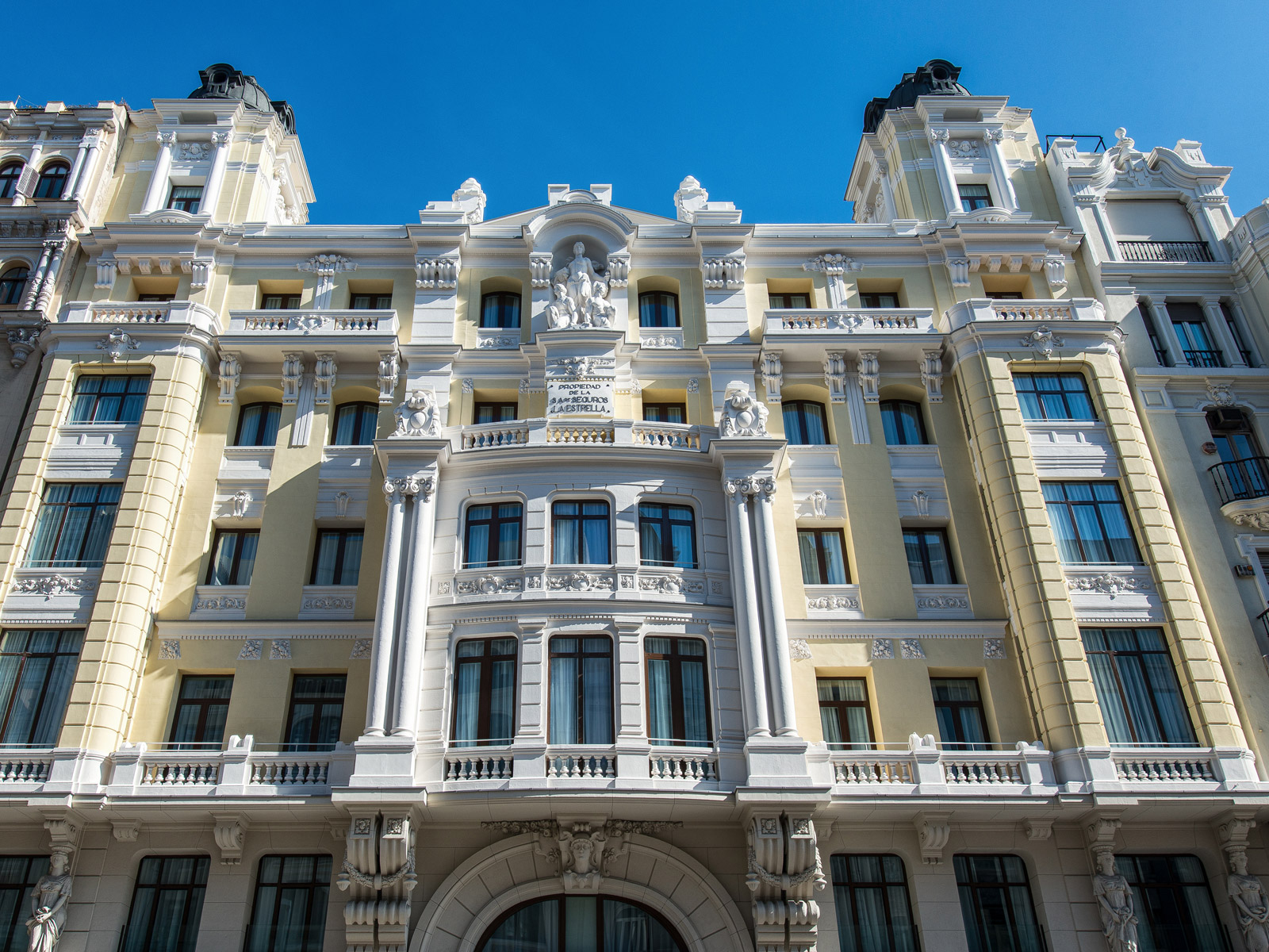 Facciata - Vincci The Mint 4* - Madrid