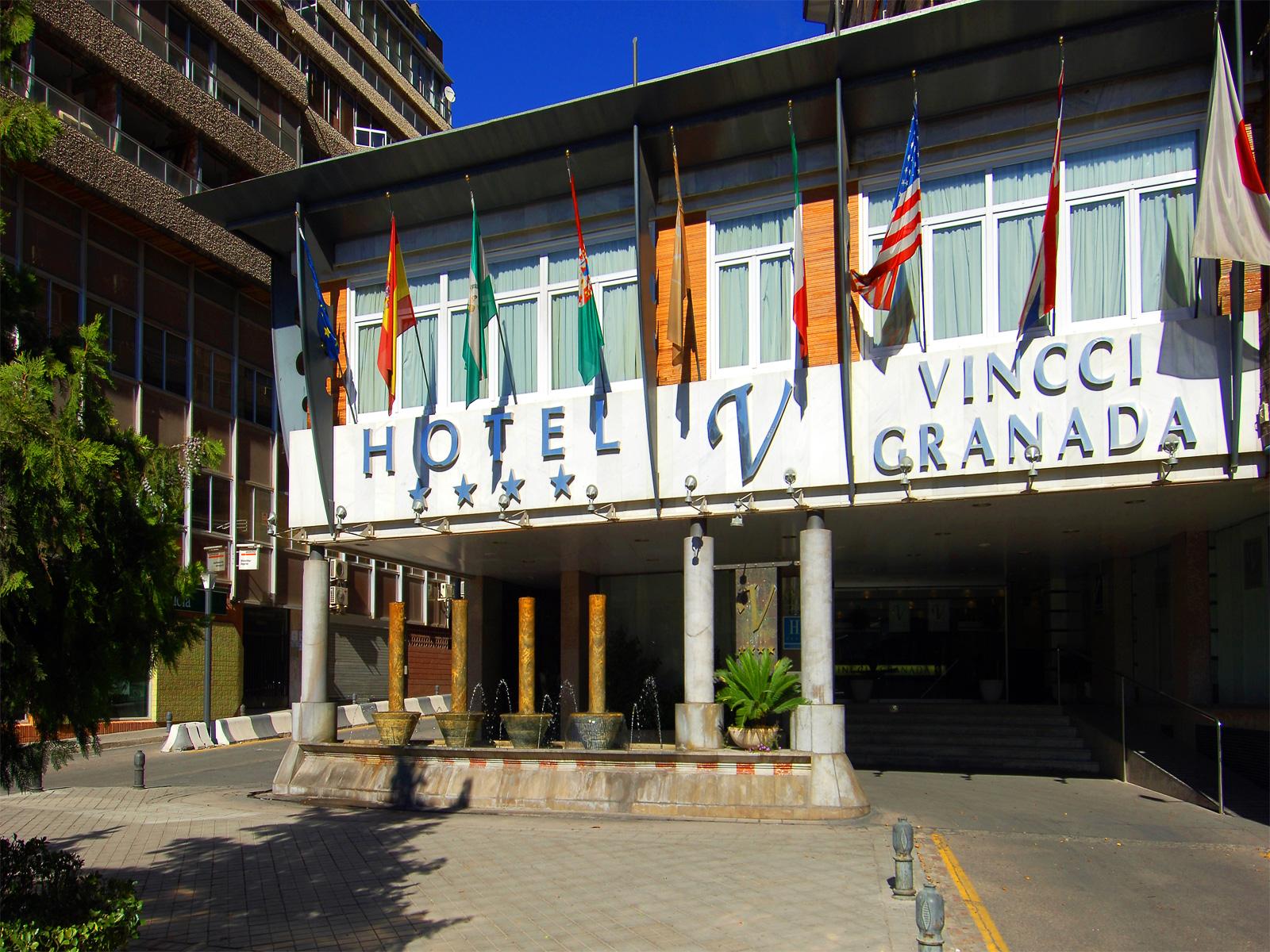 Facade-Vincci Granada 4* - Granada