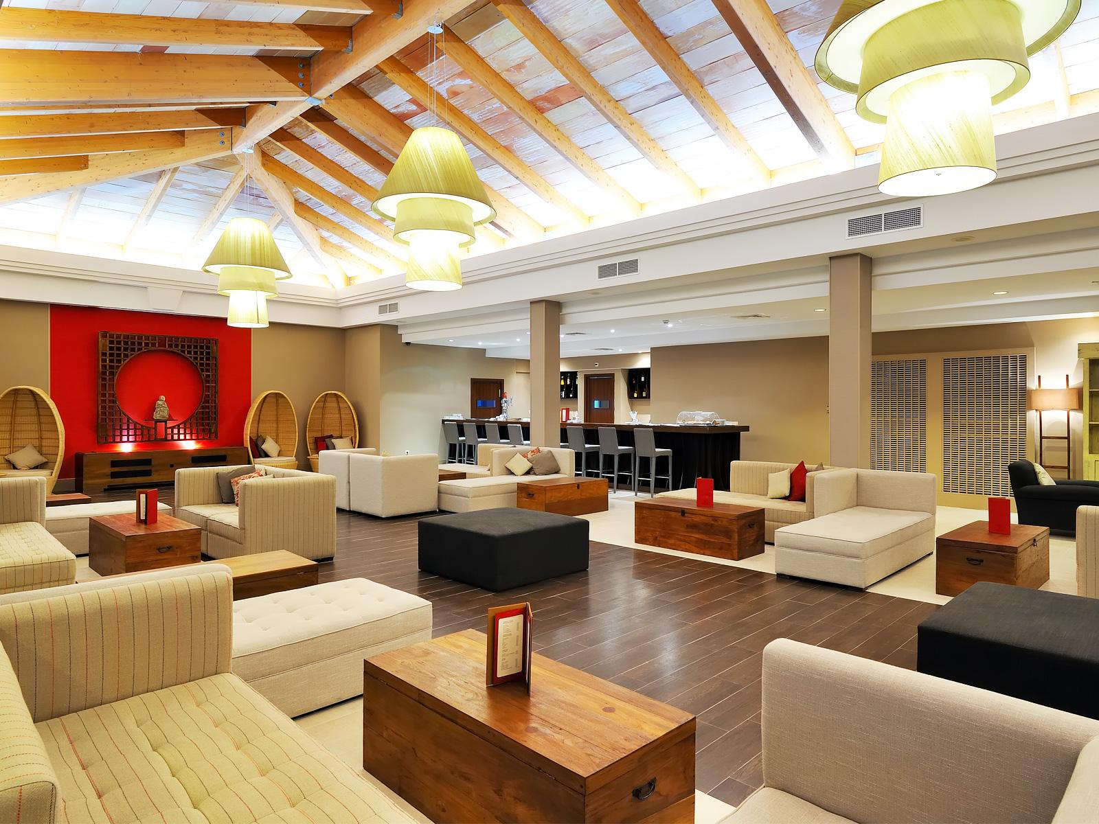Intérieur-Hôtel Cadix Costa Golf - Vincci Hoteles