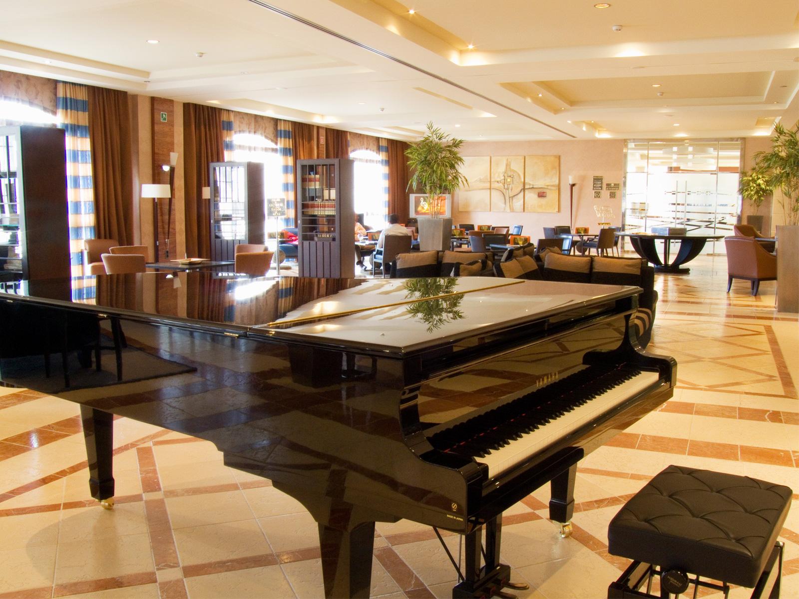 Interior-Wellness Hotel Almería - Vincci Hoteles