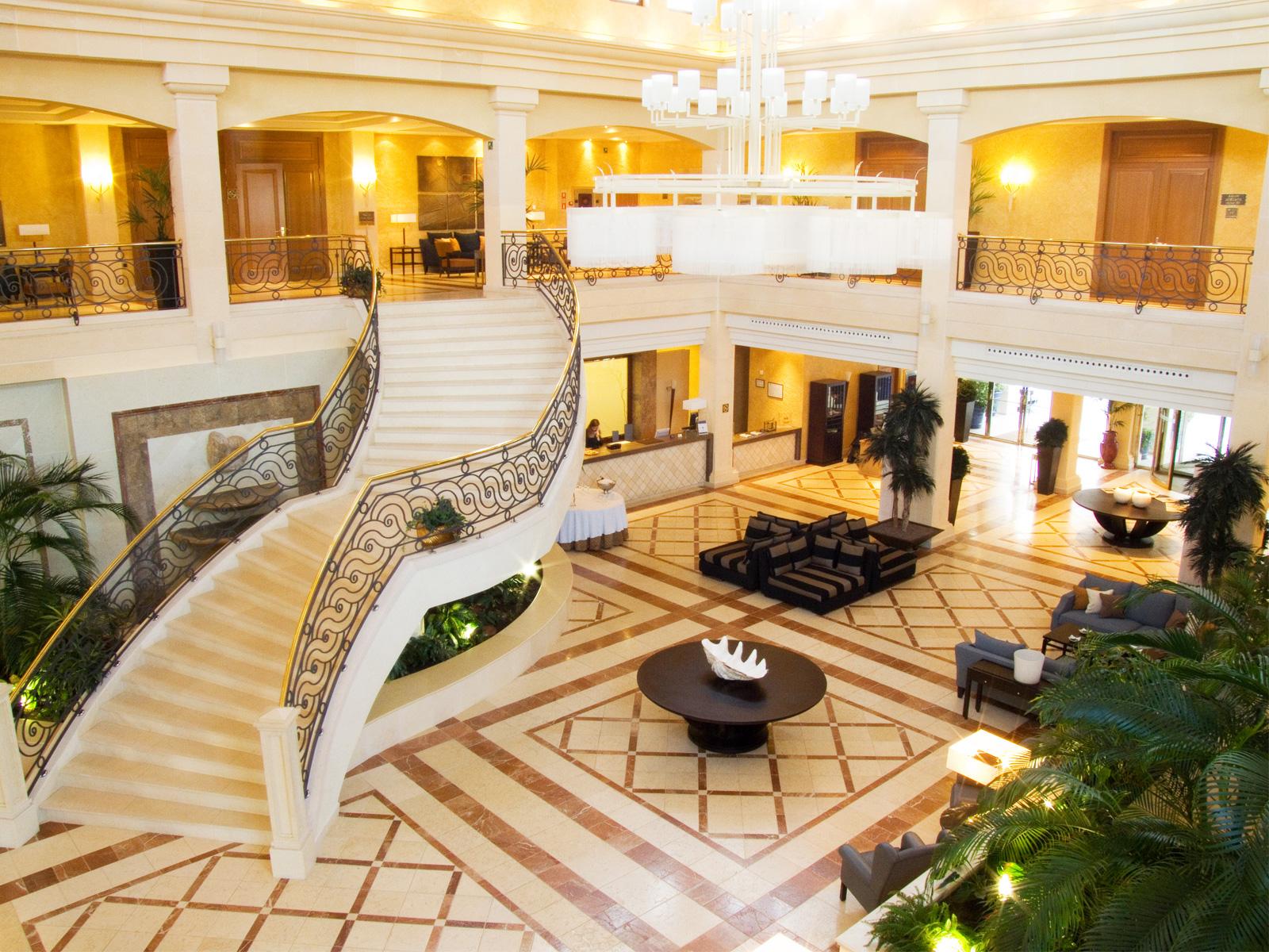 Indoor-Wellness Hotel Almería - Vincci Hoteles