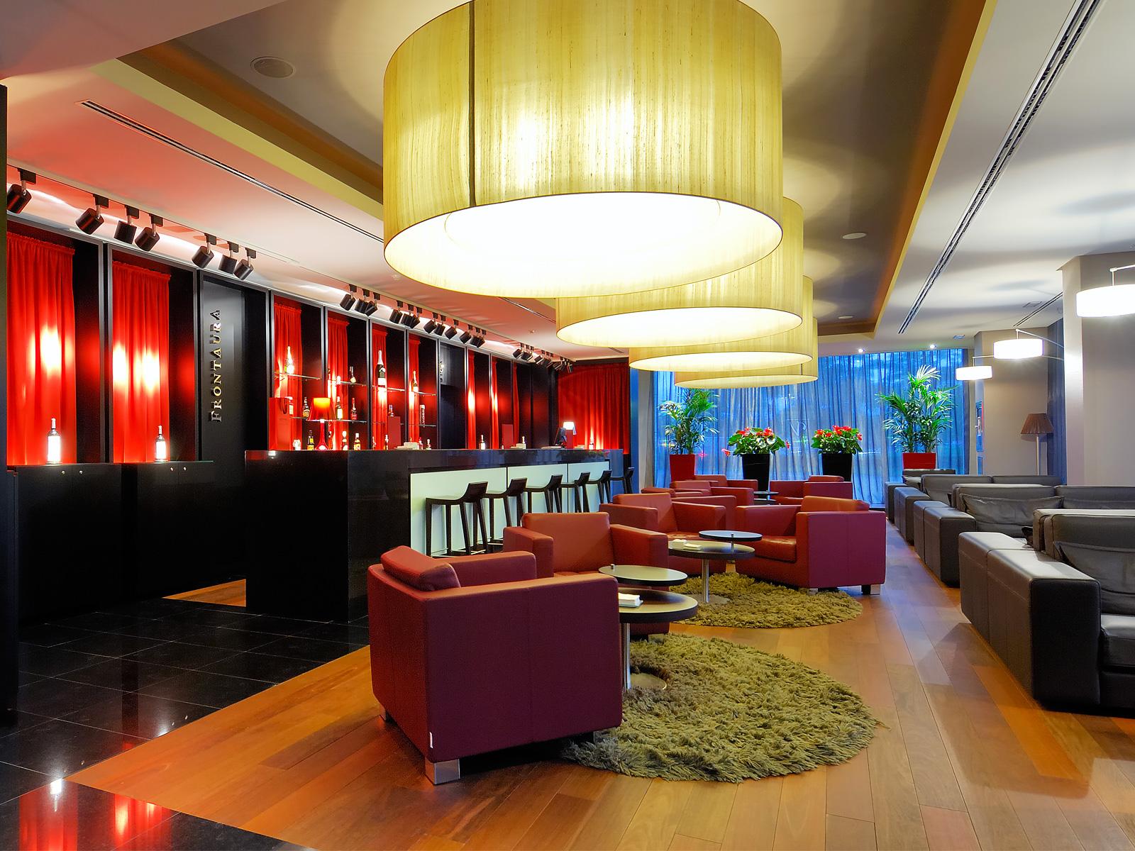 Intérieur-Hotel Valladolid Frontaura - Vincci Hoteles
