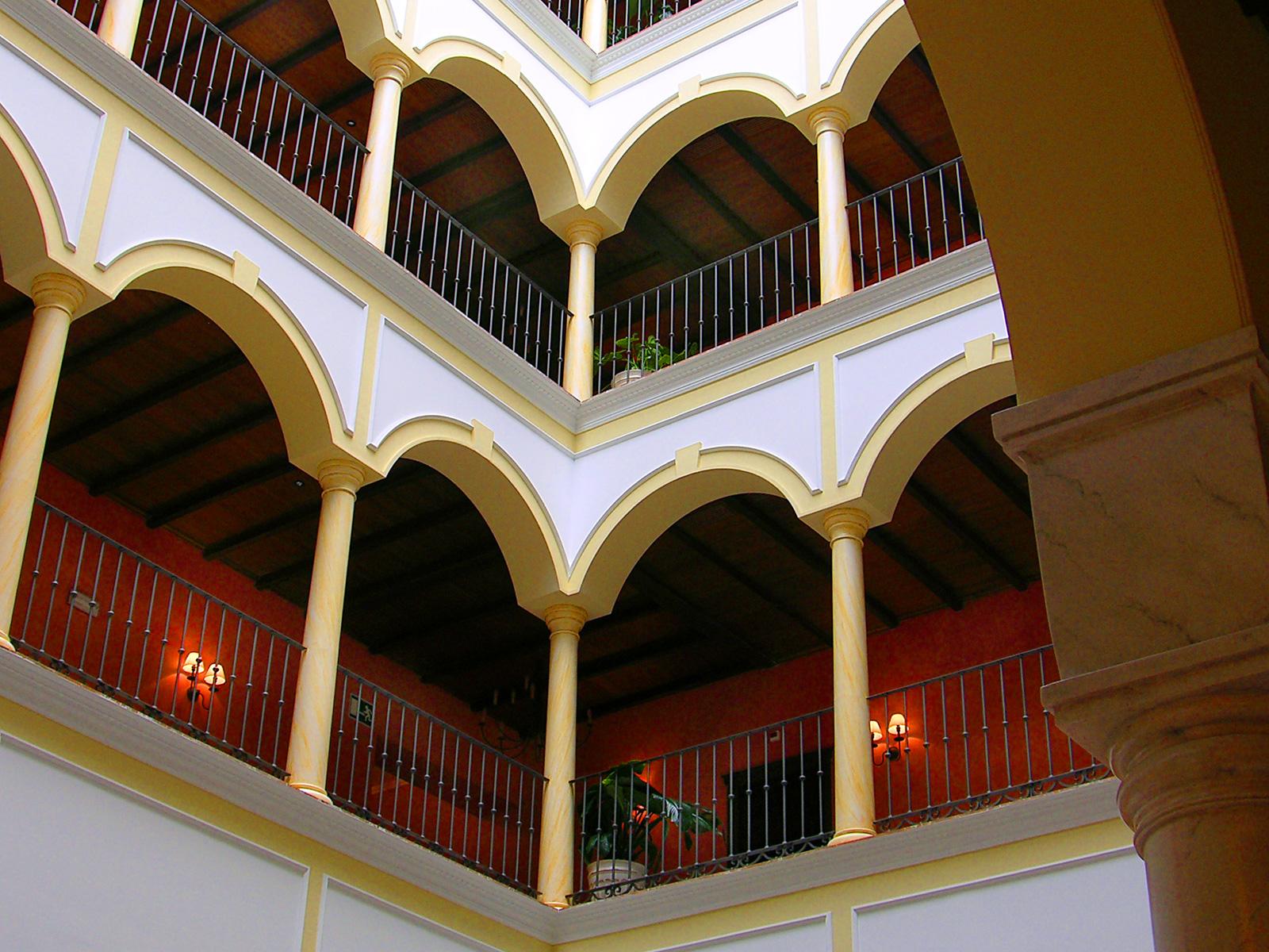 Interior - Vincci La Rábida 4*