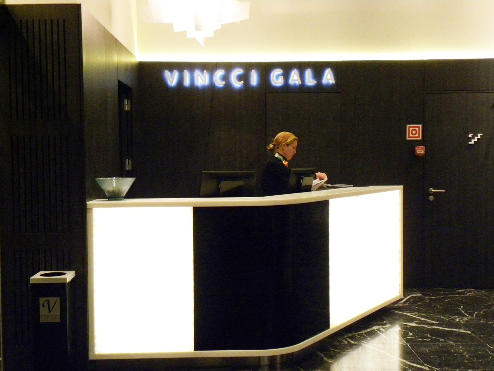 Reception - Vincci Gala 4*