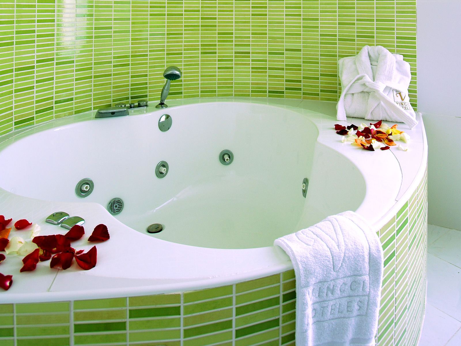 Jacuzzi Junior Suite - Vincci Tenerife Golf 4*