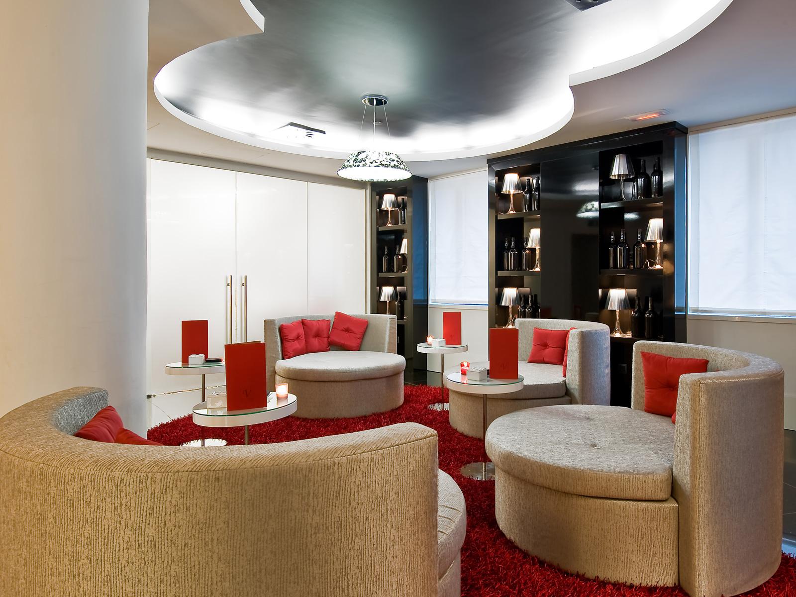 Lounge - Vincci Vía 66 4*