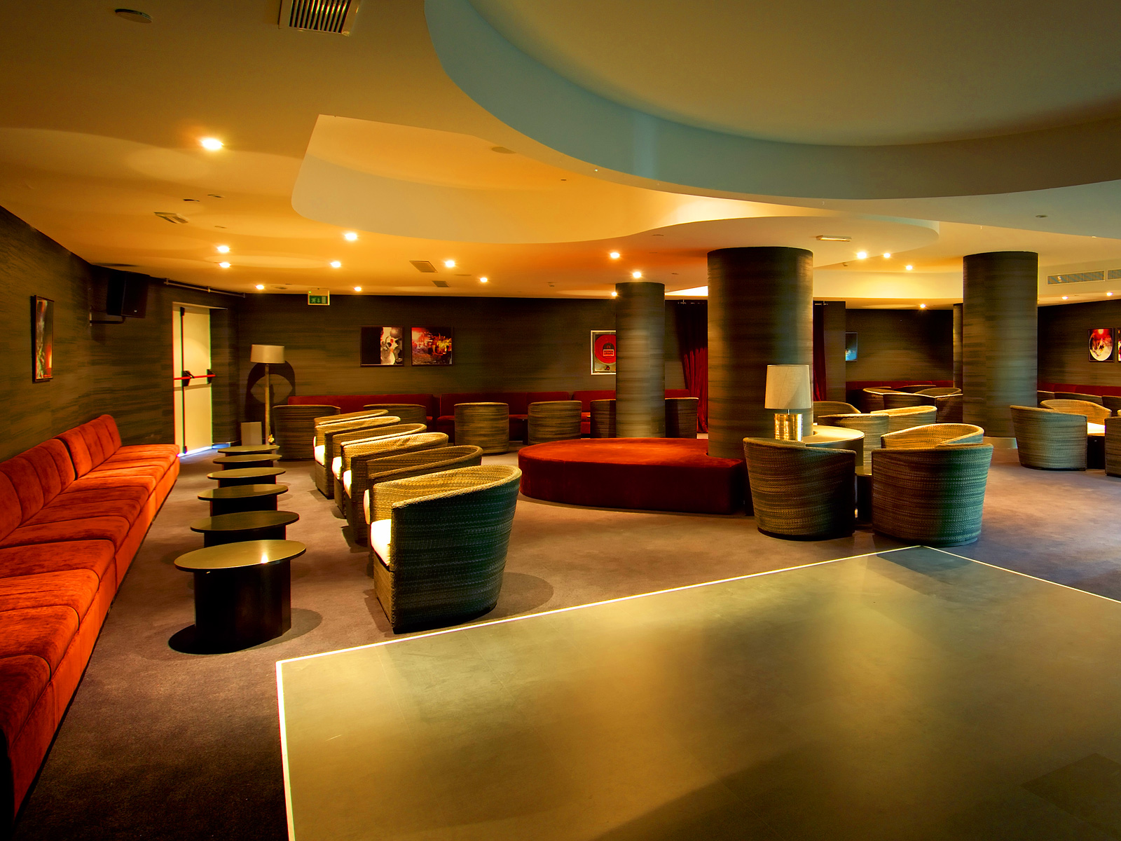 Hall Bar - Vincci Tenerife Golf 4*