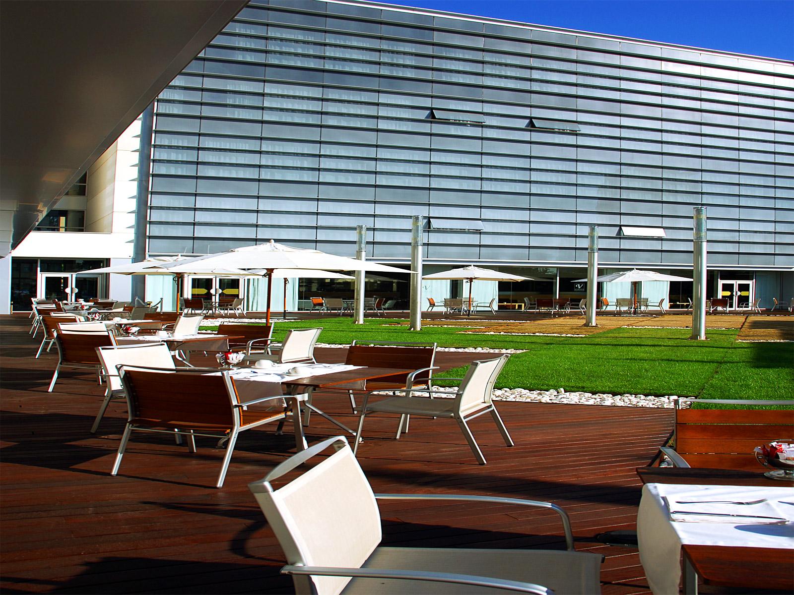 Exterior-Hotel Barcelona Marítimo - Vincci Hoteles