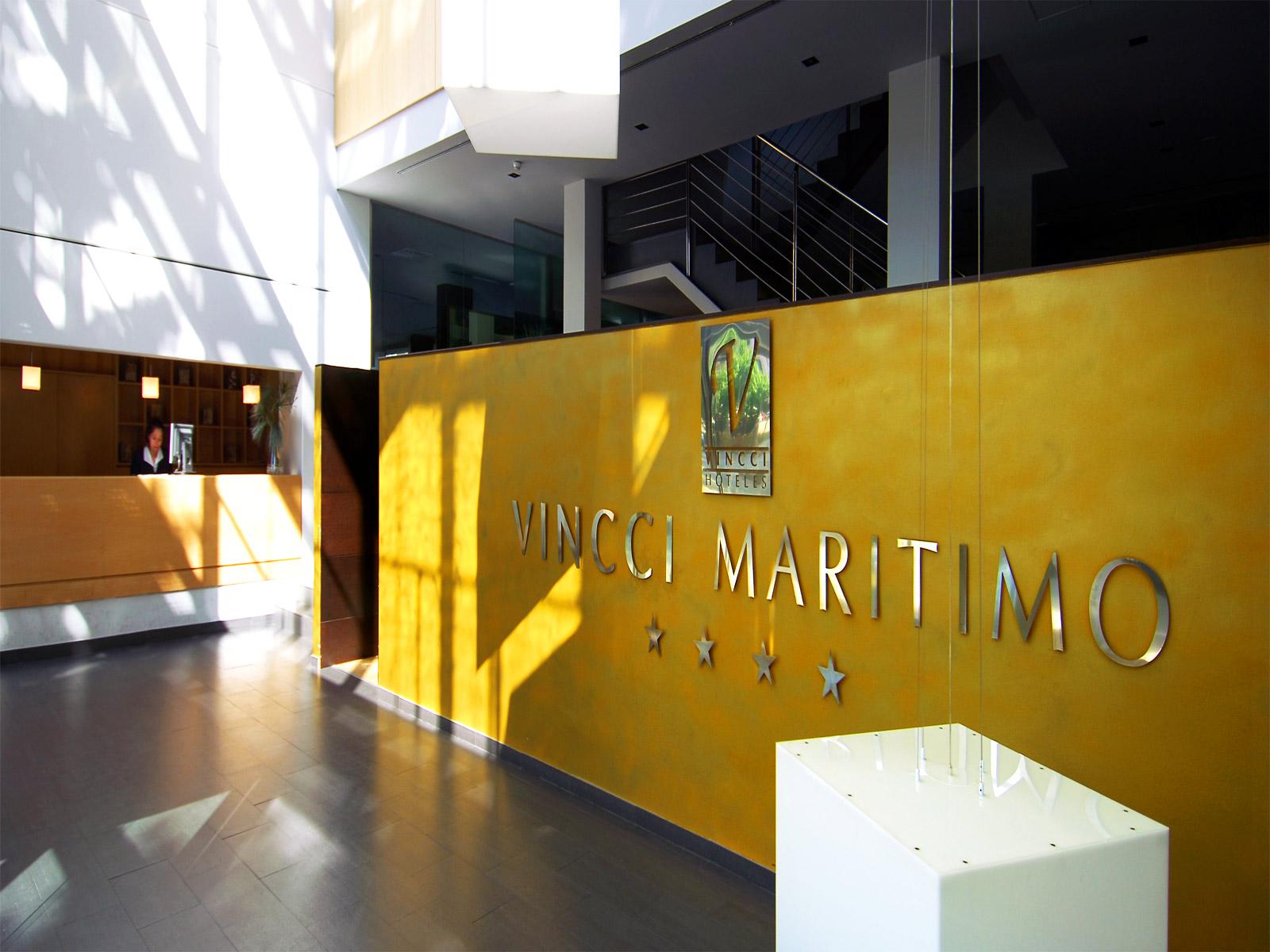 Servicios-Hotel Maritimo Barcelona- Vincci Hotels